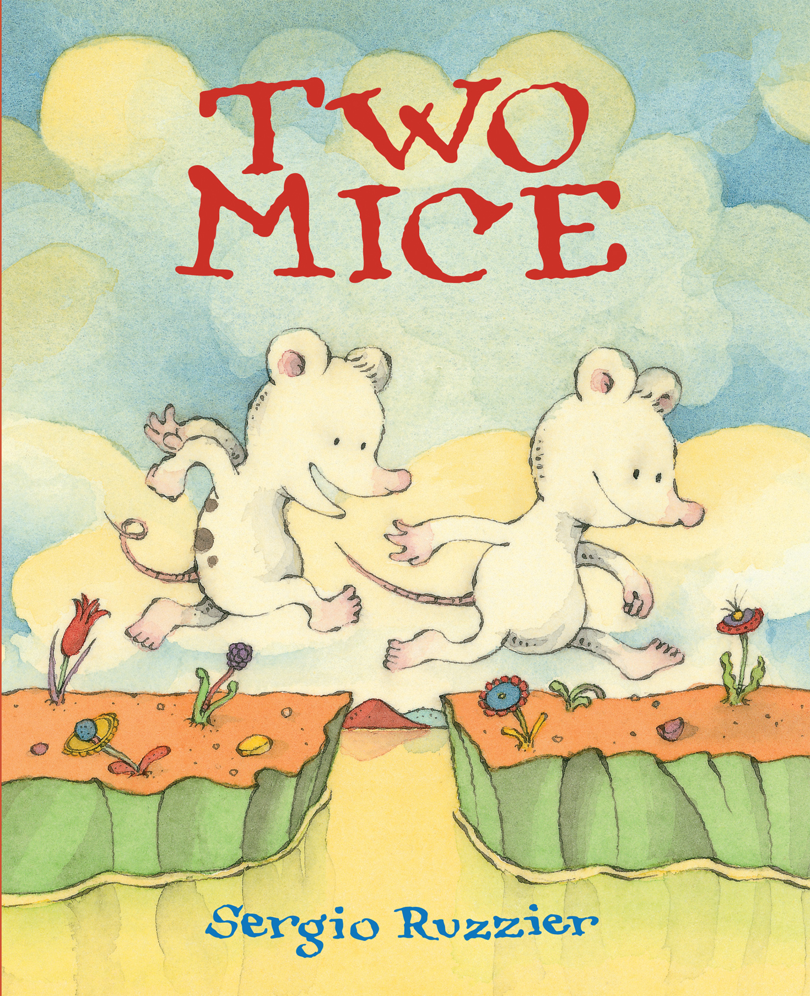 Two Mice-9780544302099