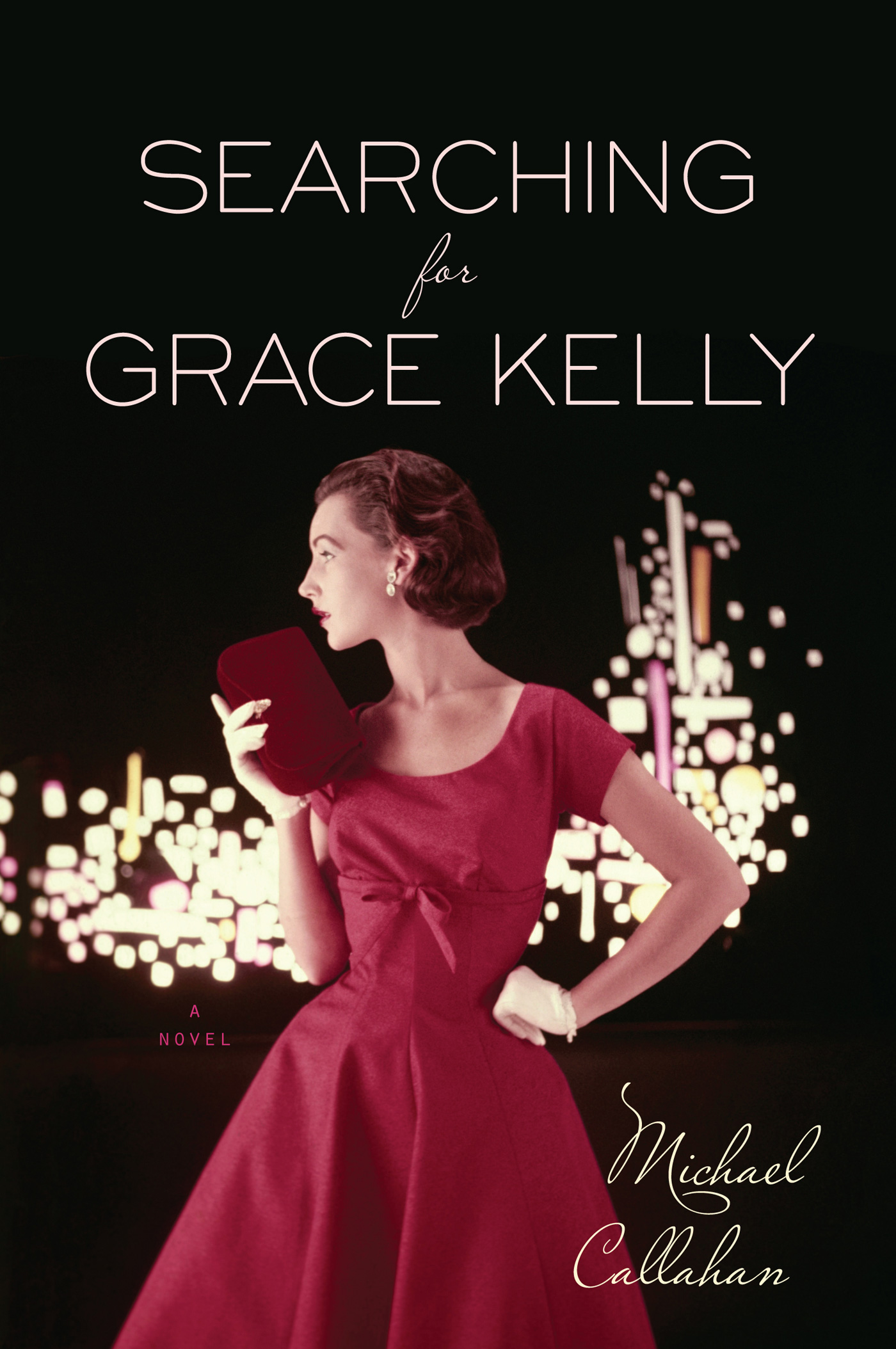 Searching for Grace Kelly-9780544313545