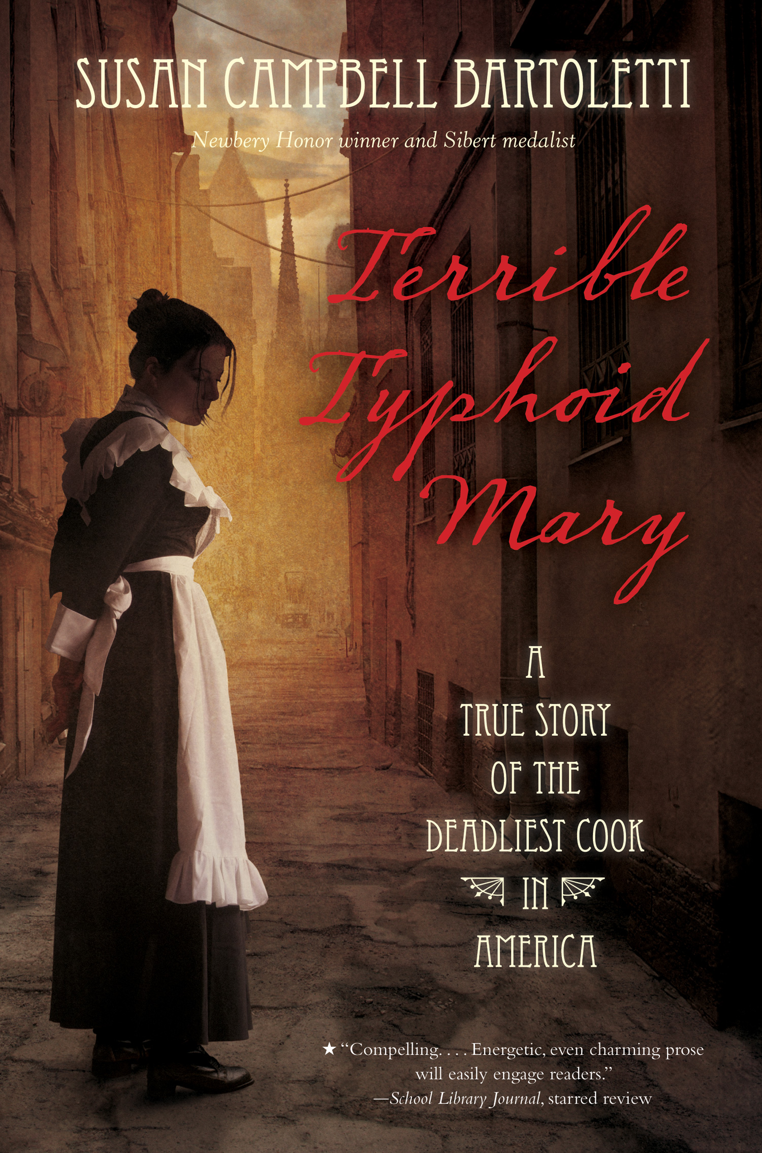 Terrible Typhoid Mary-9780544313675