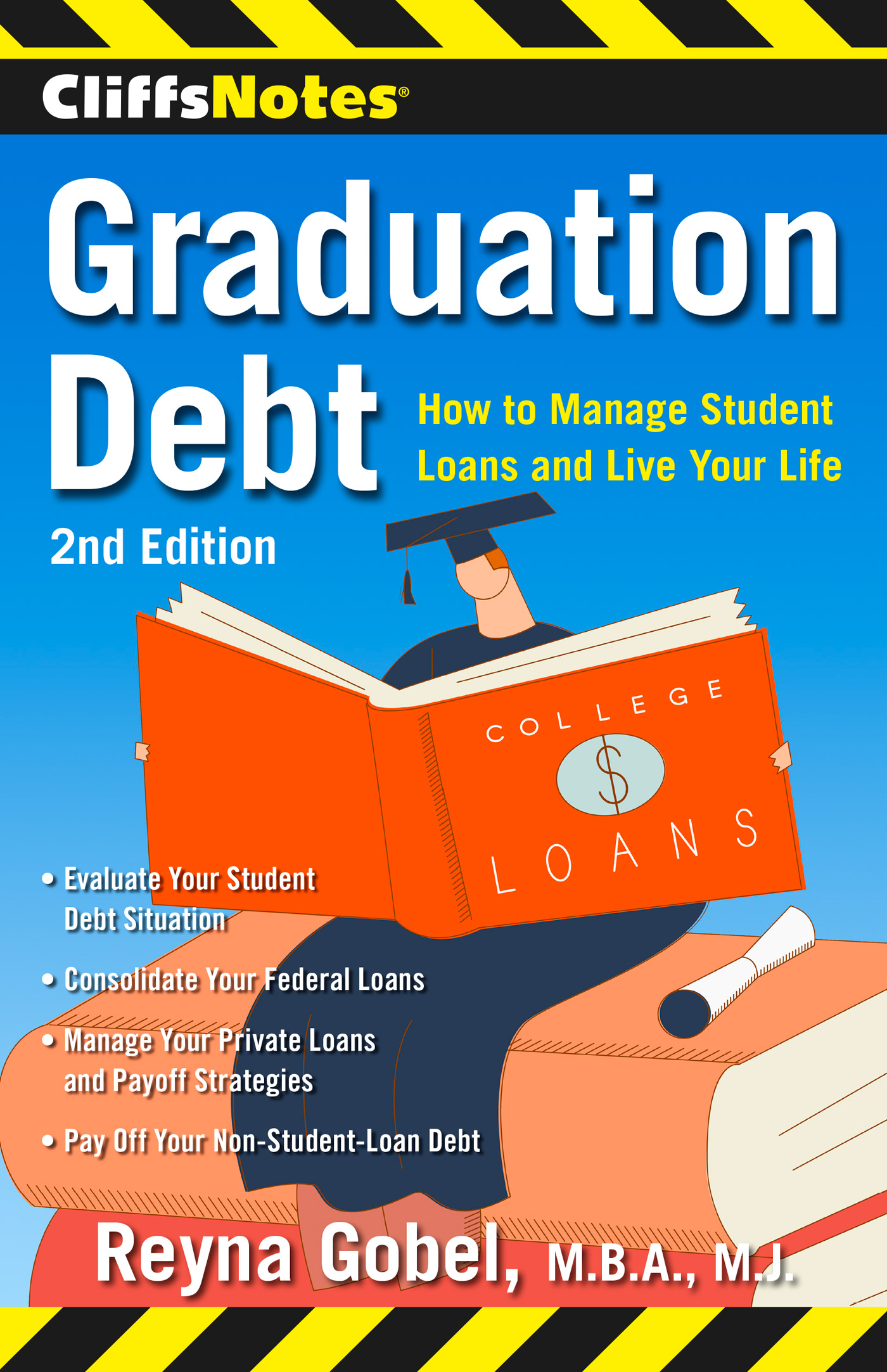 CliffsNotes Graduation Debt-9780544319097