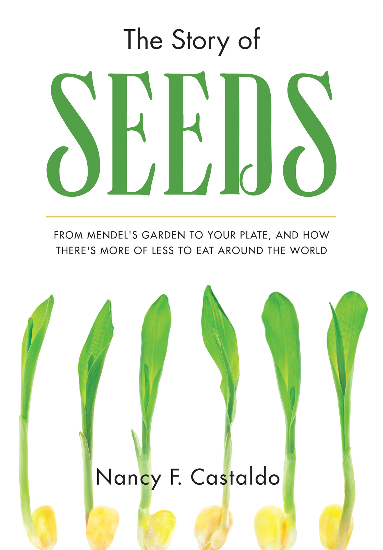 The Story of Seeds-9780544320239
