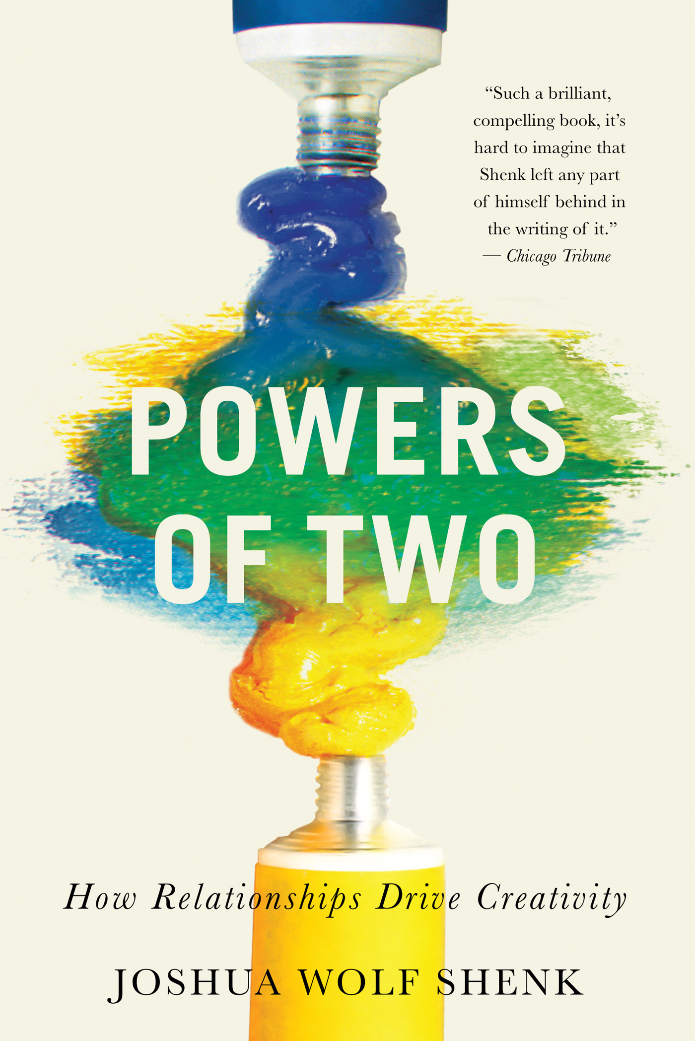 Powers of Two-9780544334465