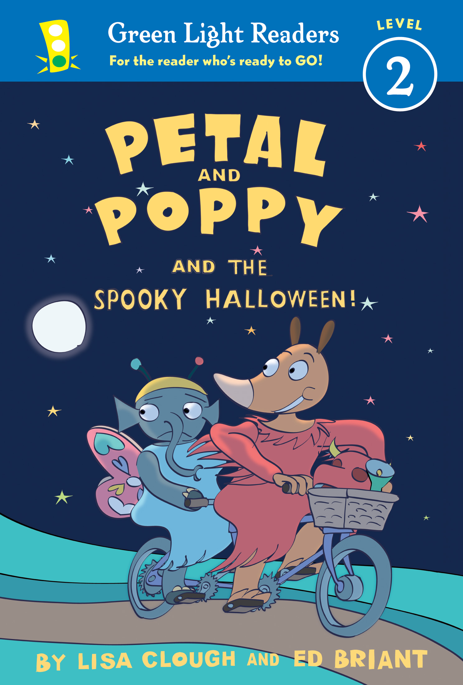 Petal and Poppy and the Spooky Halloween!-9780544336025