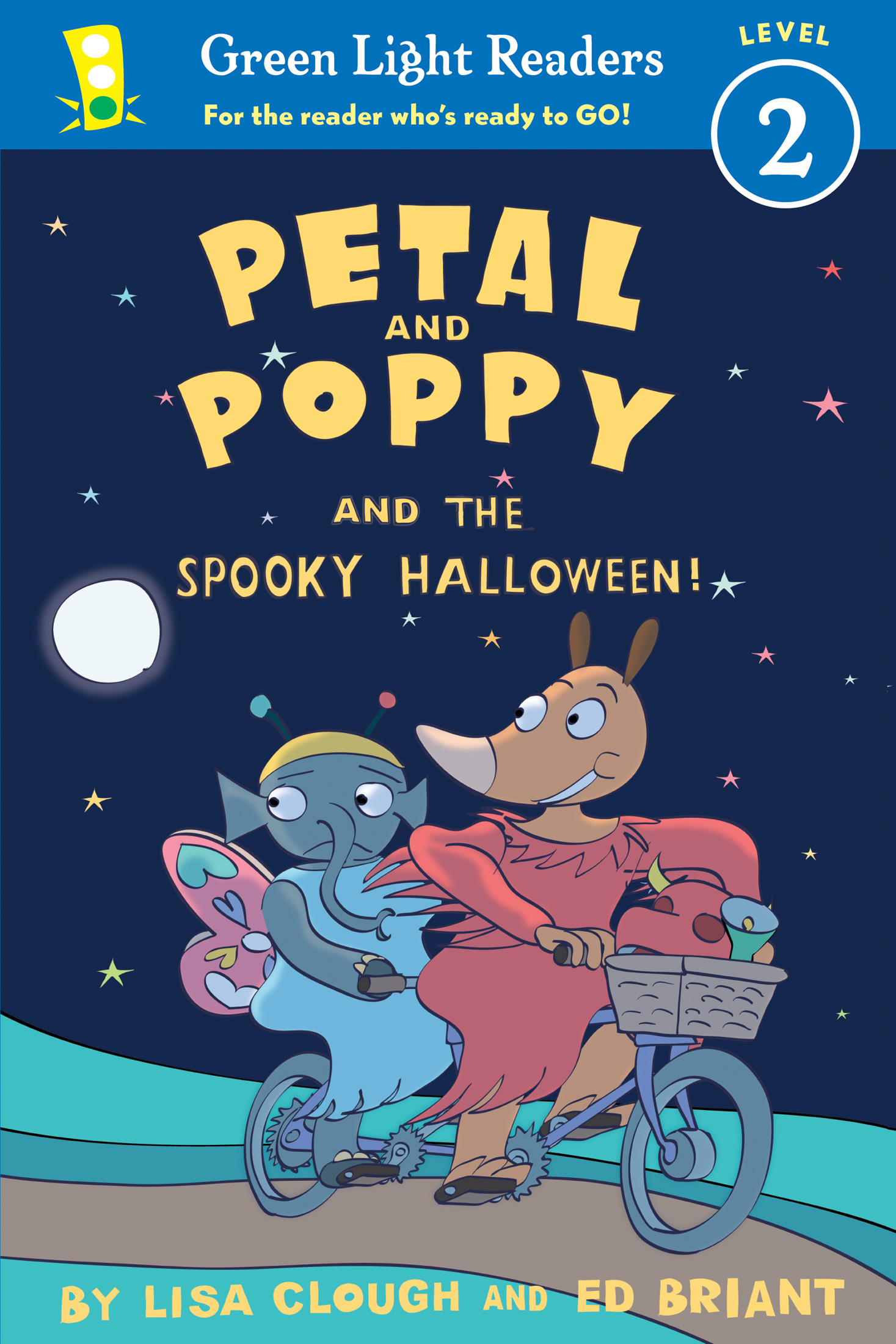 Petal and Poppy and the Spooky Halloween!-9780544336032