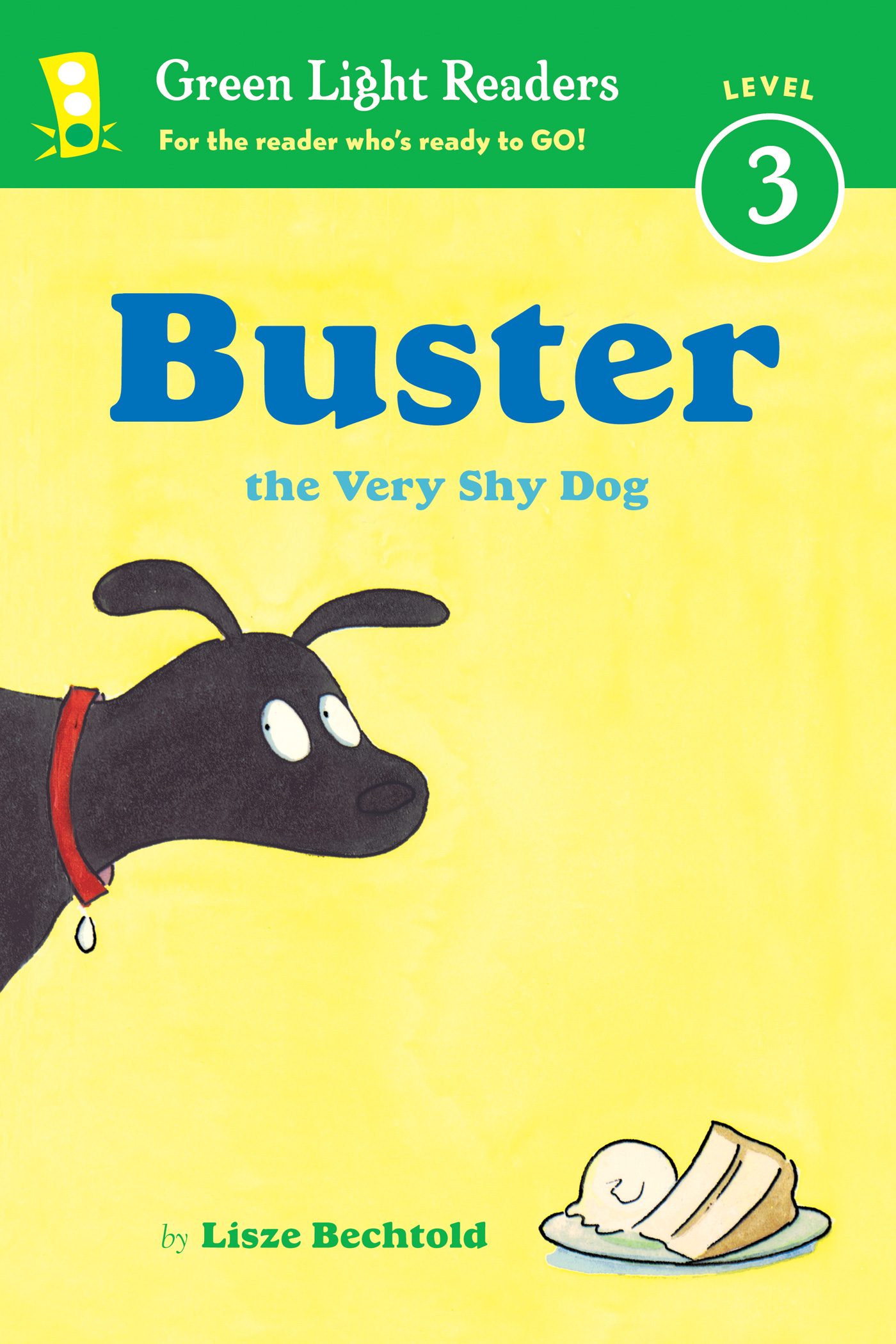 Buster the Very Shy Dog-9780544336063
