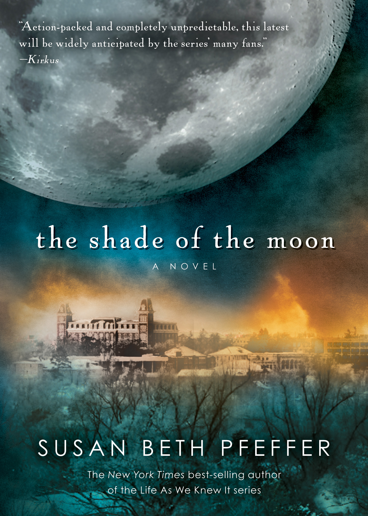 The Shade of the Moon-9780544336155