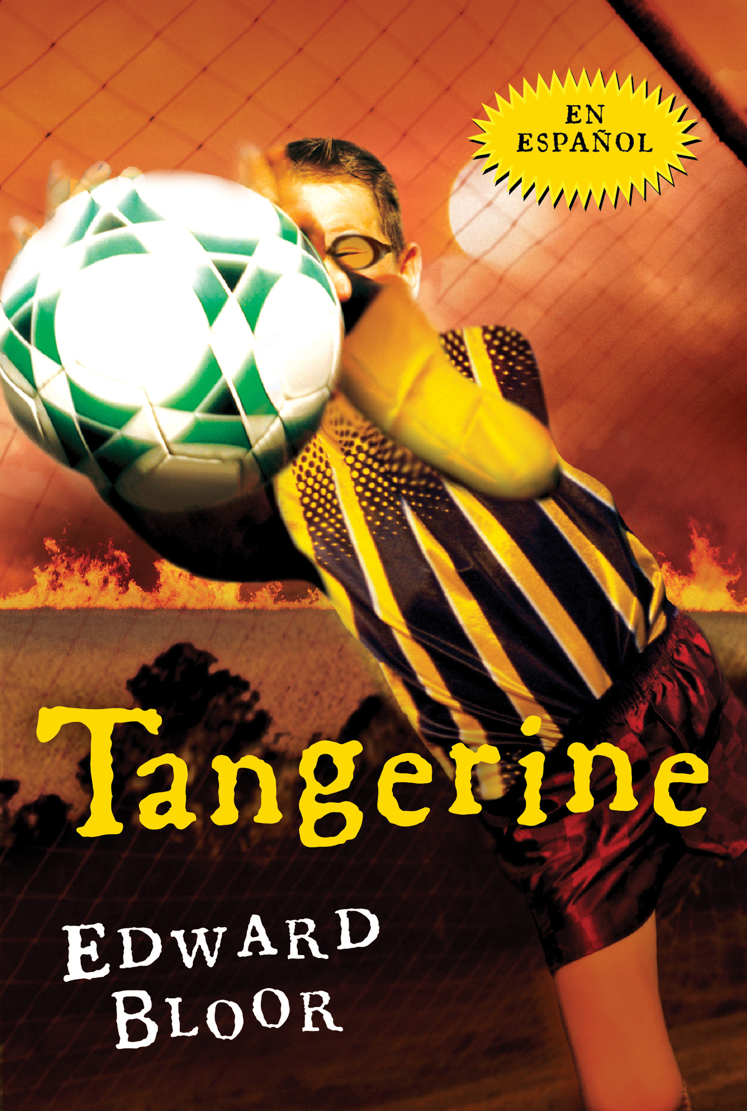 Tangerine Spanish Edition-9780544336339