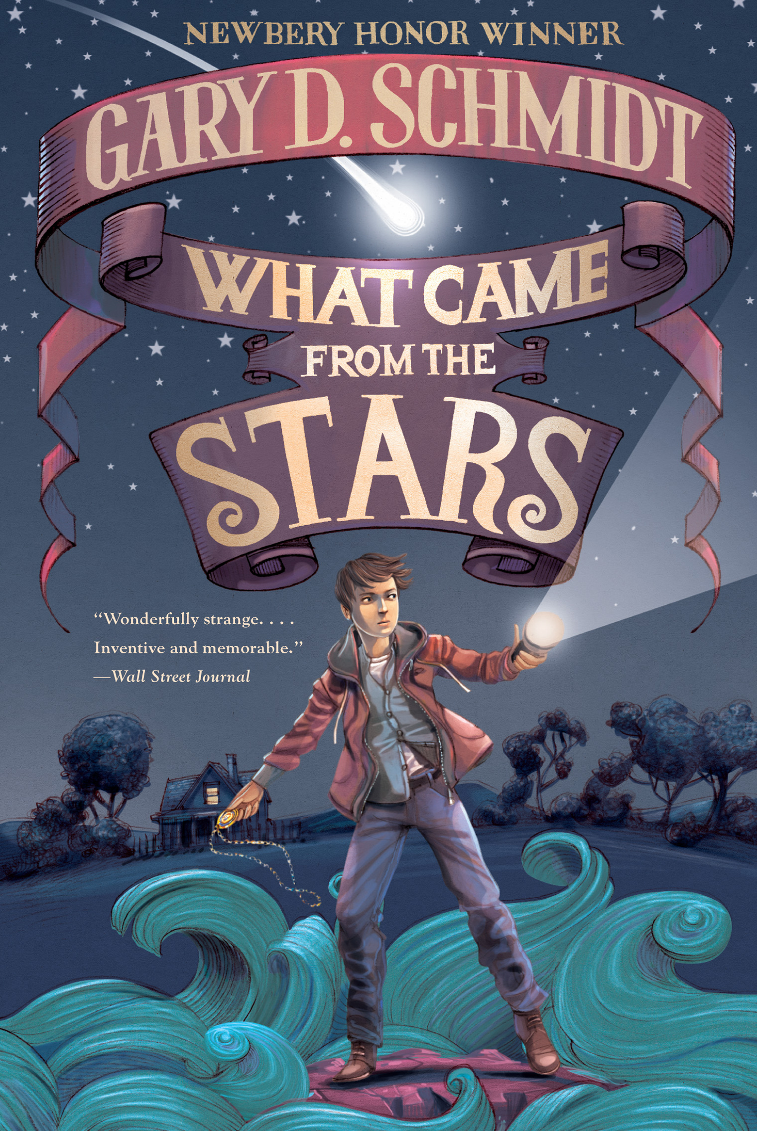 What Came from the Stars-9780544336360