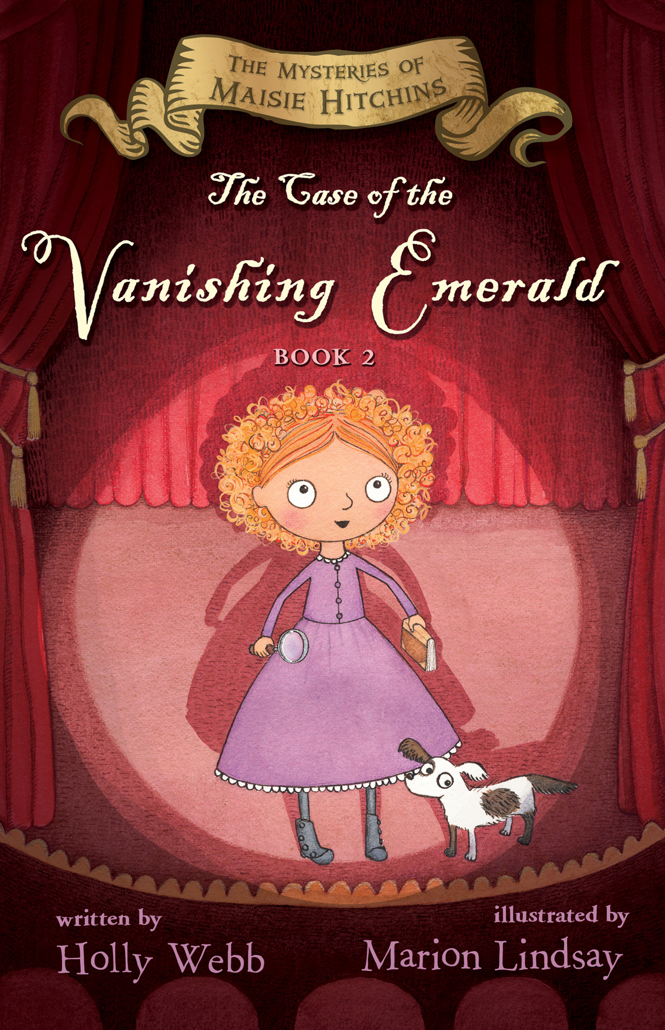 The Case of the Vanishing Emerald-9780544339279
