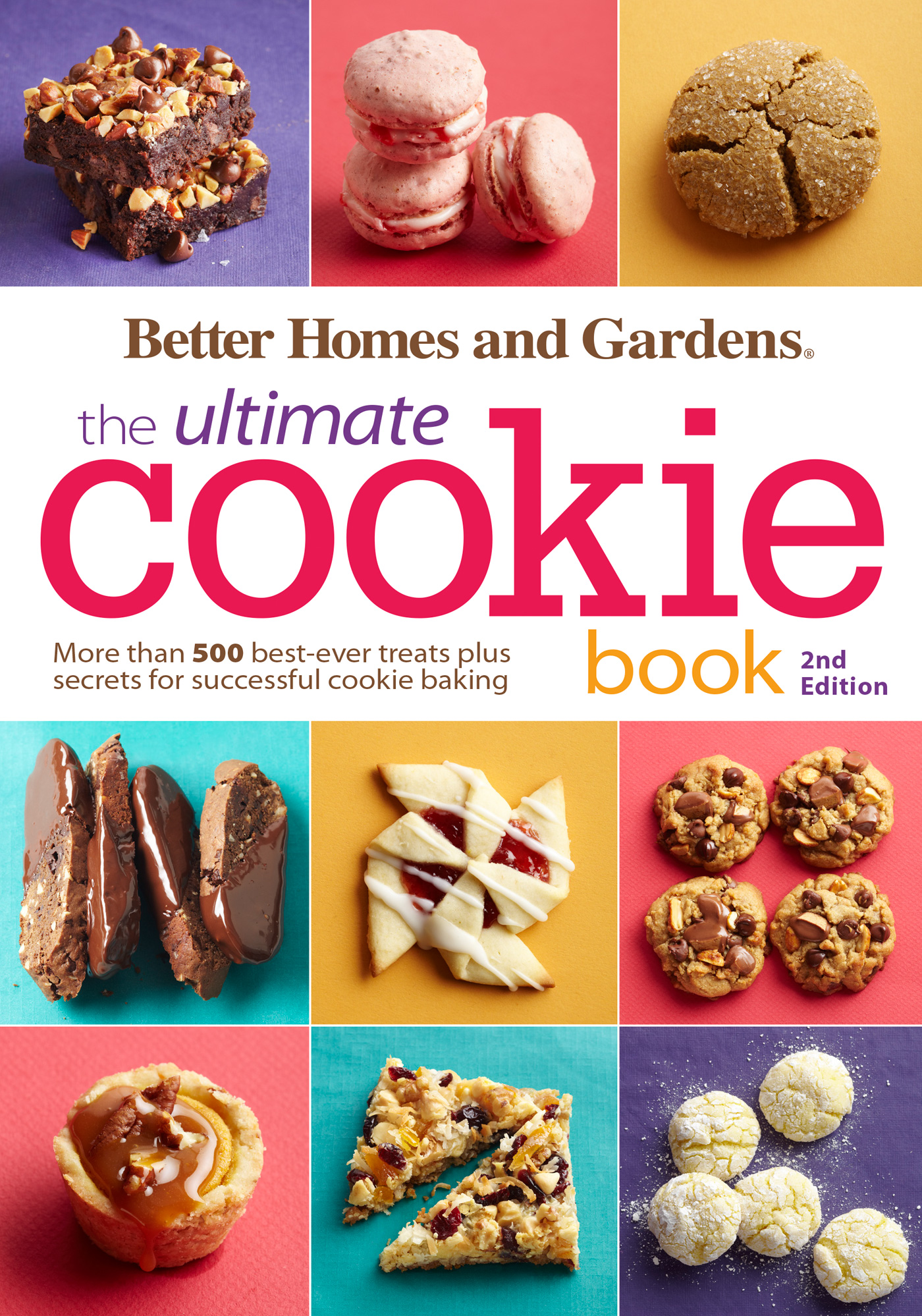 Better Homes and Gardens The Ultimate Cookie Book, Second Edition-9780544339293