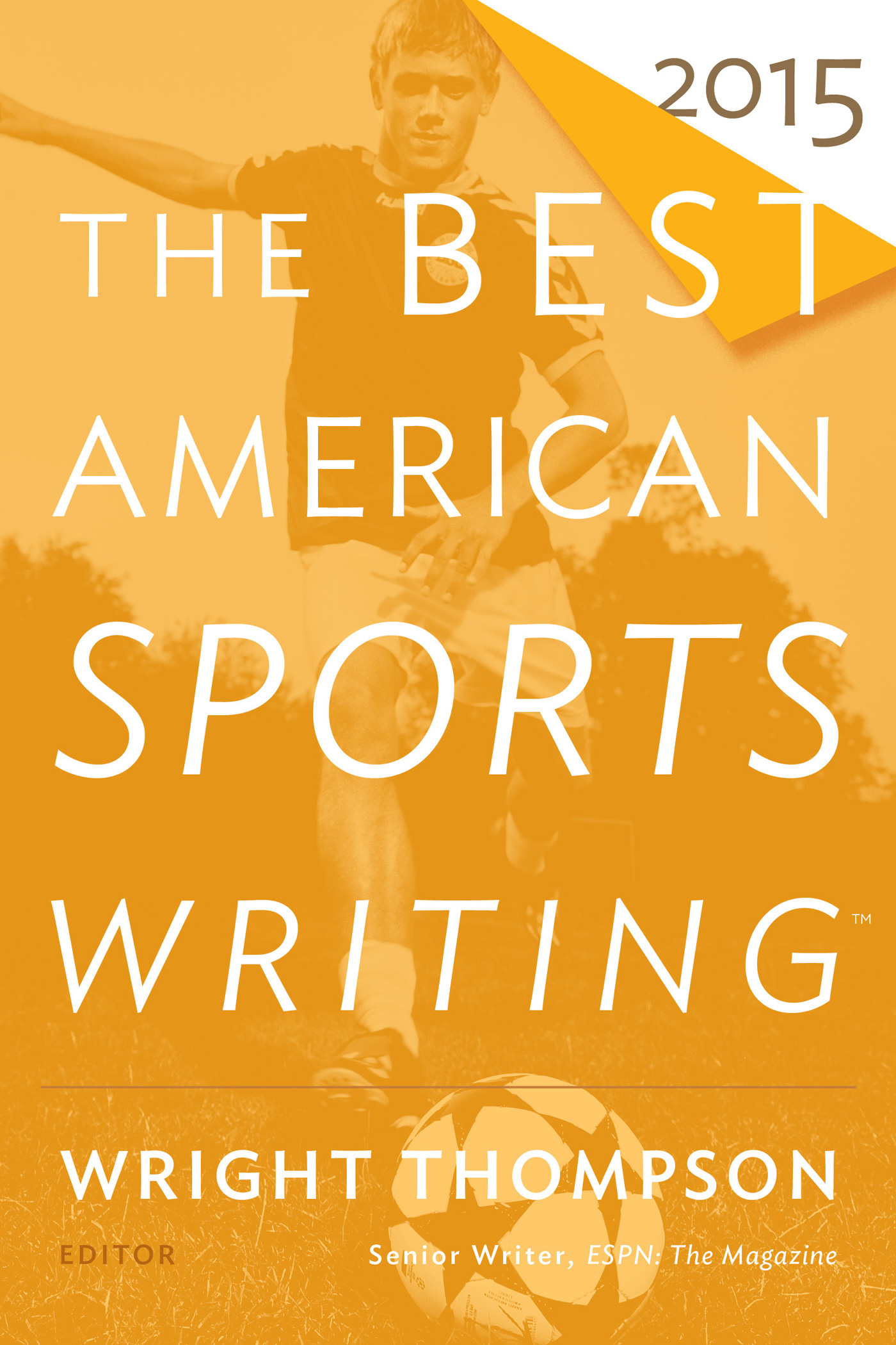 The Best American Sports Writing 2015-9780544340053