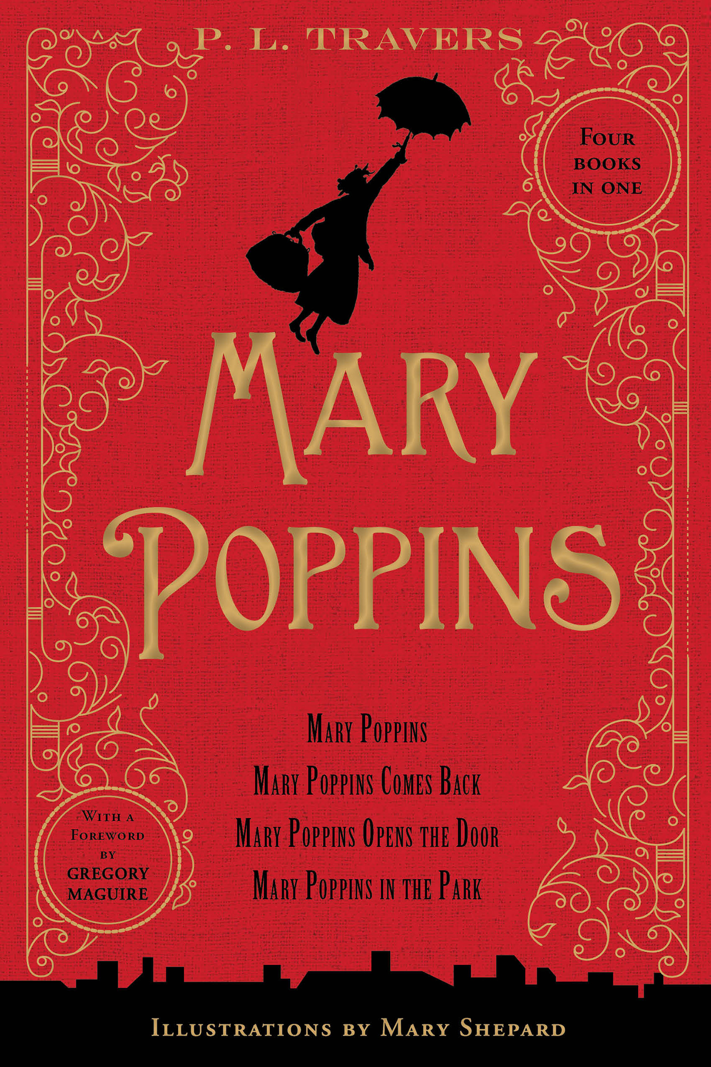 Mary Poppins Collection-9780544340473