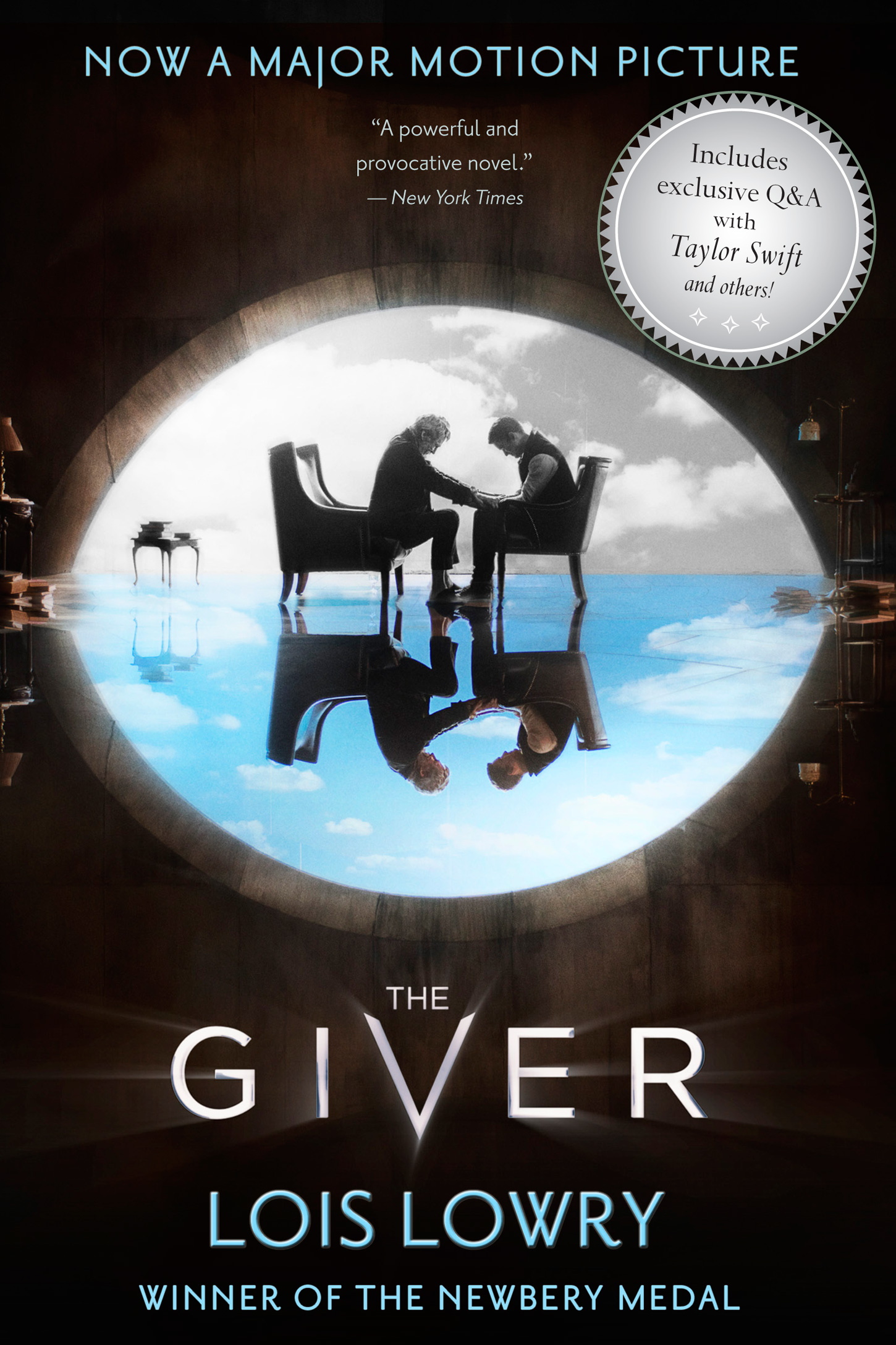 The Giver Movie Tie-In Edition-9780544340688
