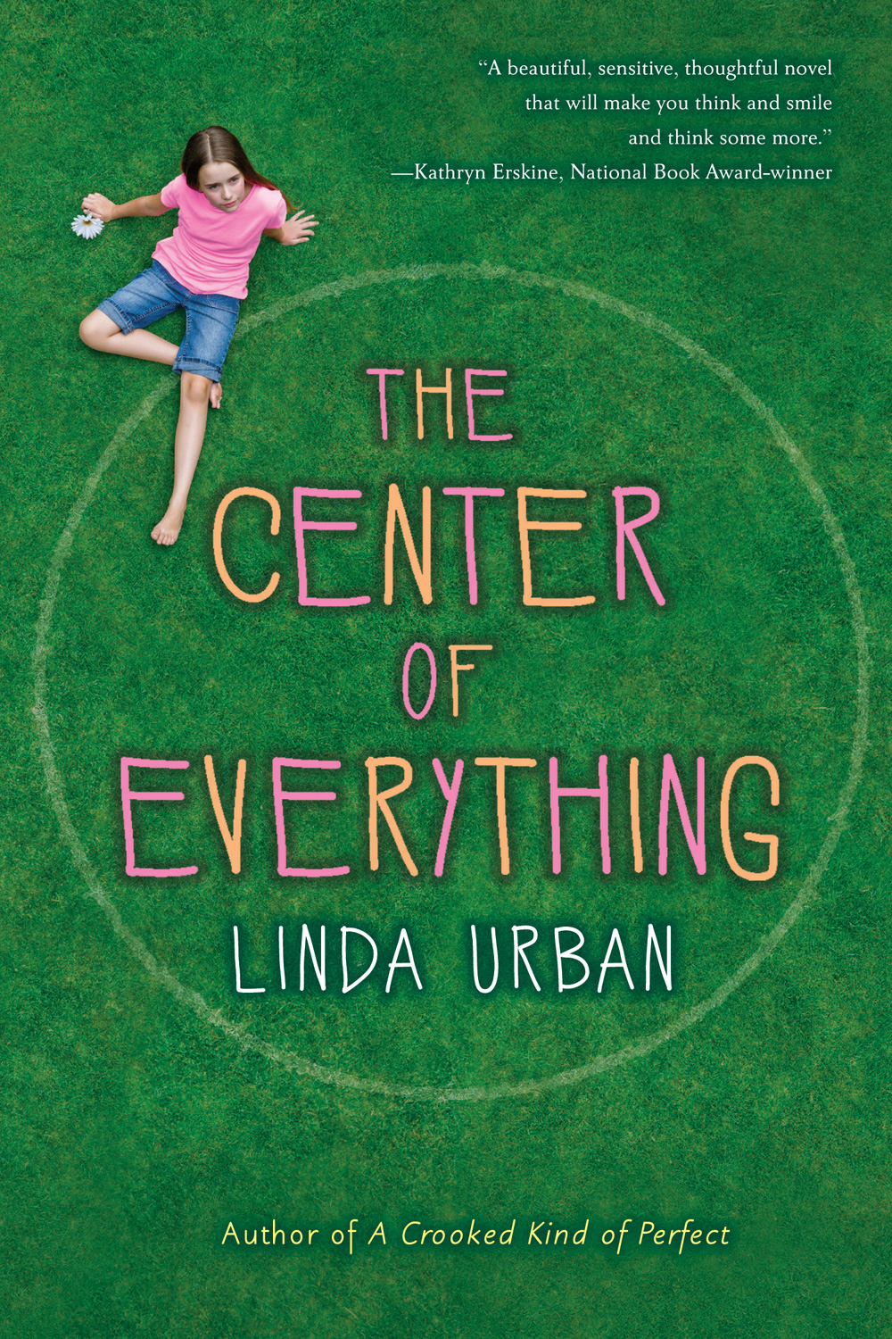 The Center of Everything-9780544340695
