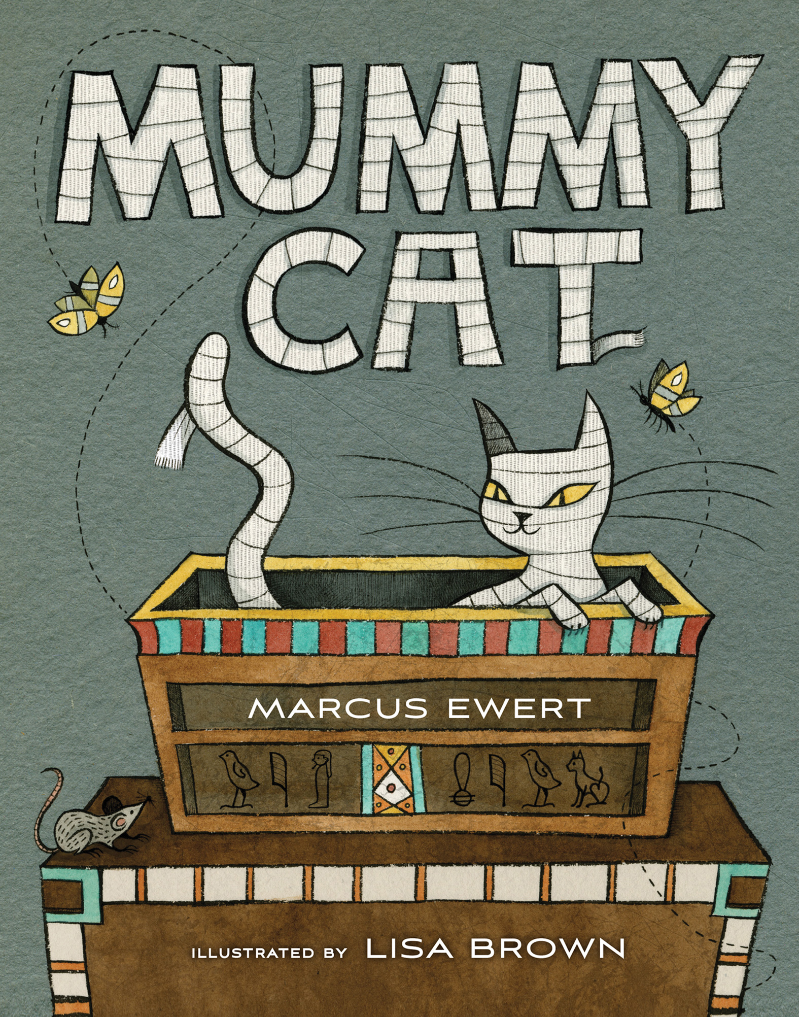 Mummy Cat-9780544340824