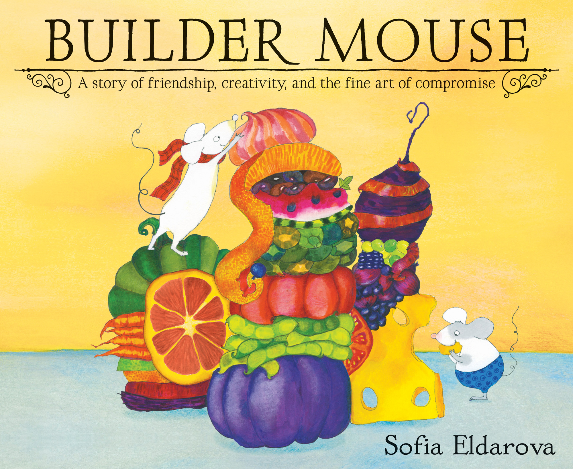Builder Mouse-9780544357662