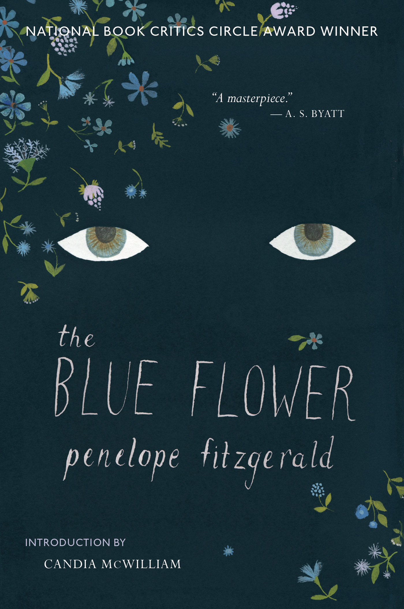 The Blue Flower-9780544359451