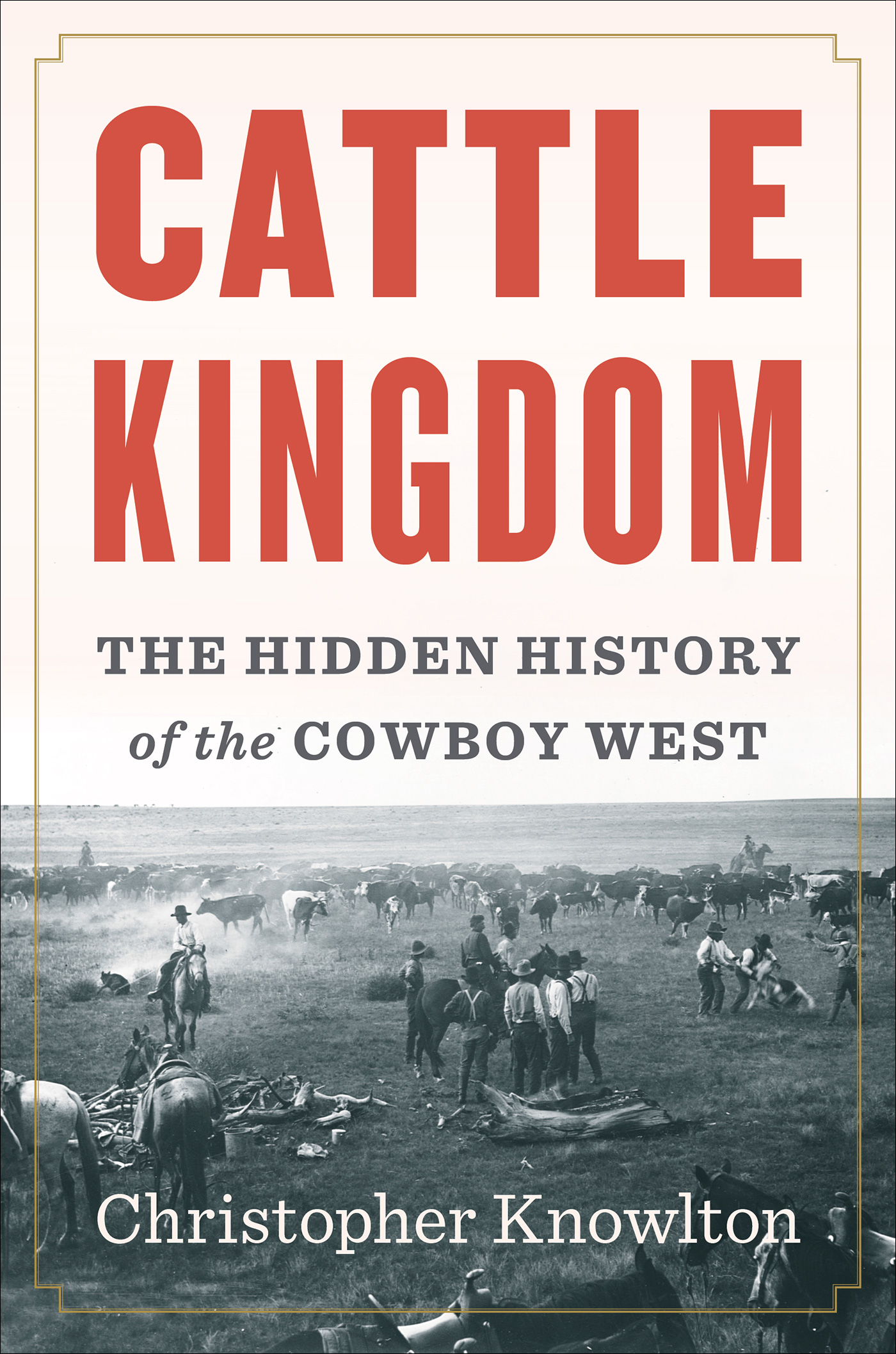 Cattle Kingdom-9780544369962
