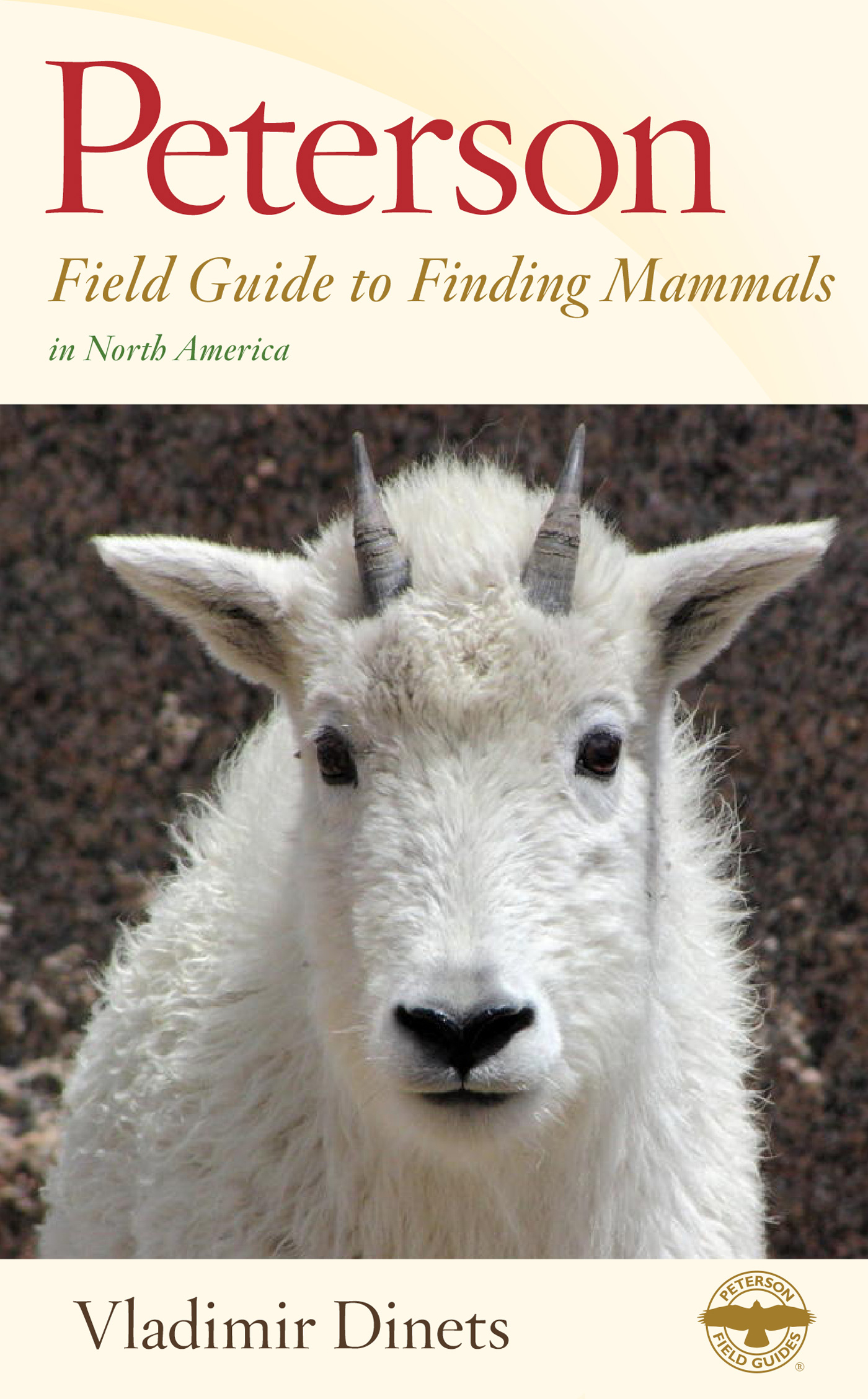 Peterson Field Guide to Finding Mammals in North America-9780544373273