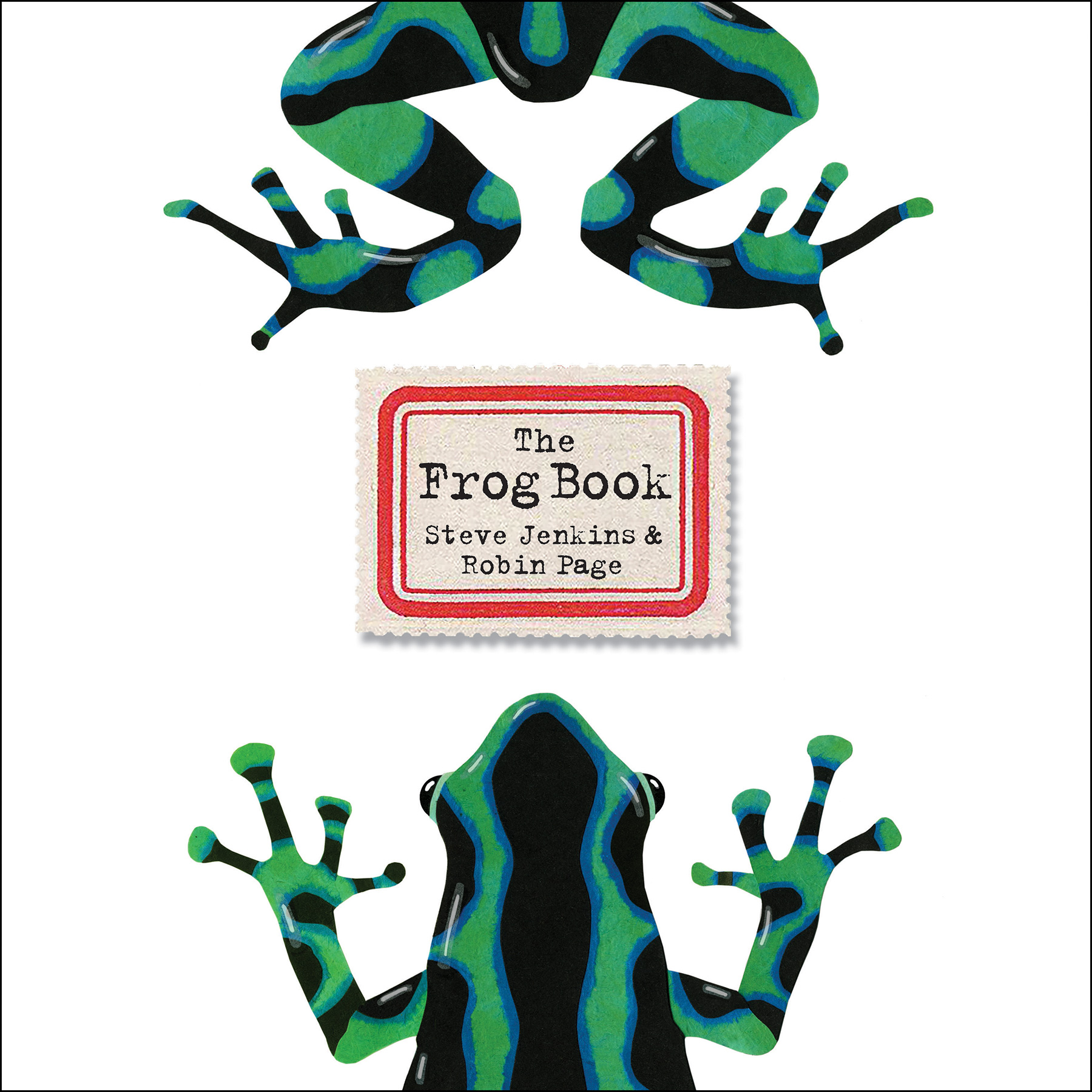 The Frog Book-9780544387607