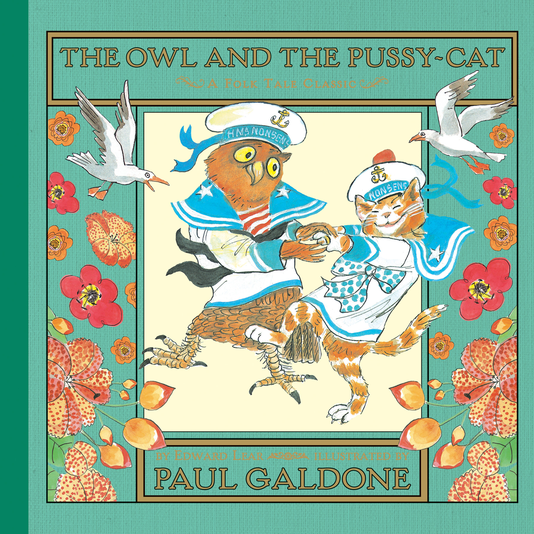 The Owl and the Pussycat-9780544392953