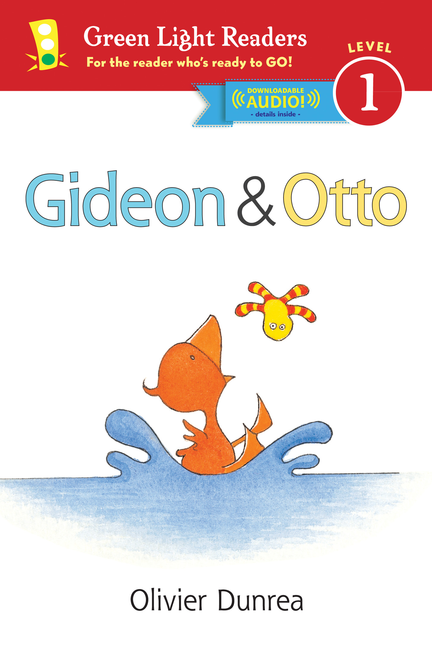 Gideon and Otto (Reader)-9780544430600