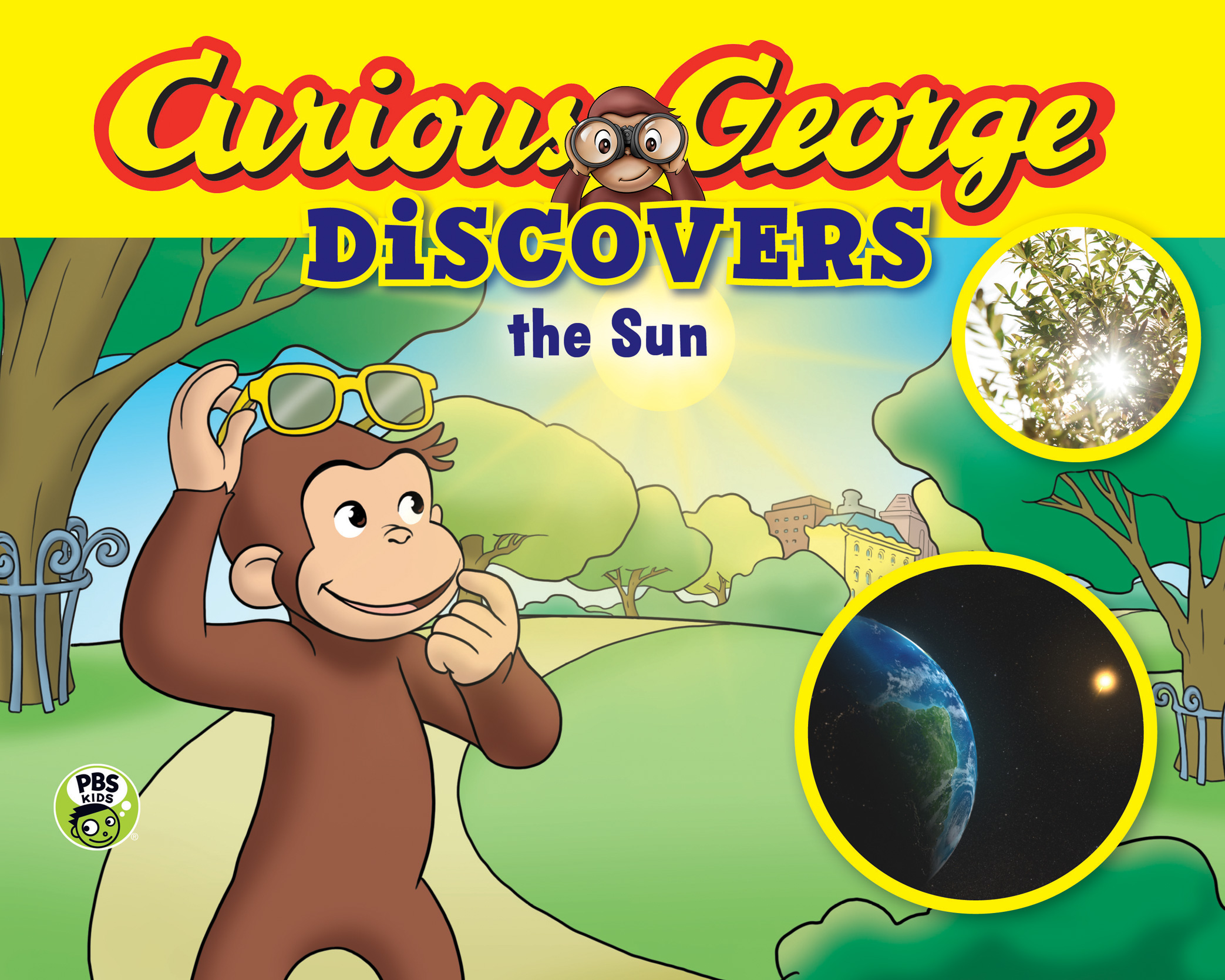 Curious George Discovers the Sun (Science Storybook)-9780544430679