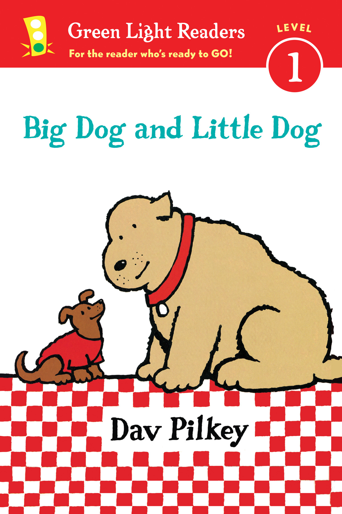 Big Dog and Little Dog (Reader)-9780544430693