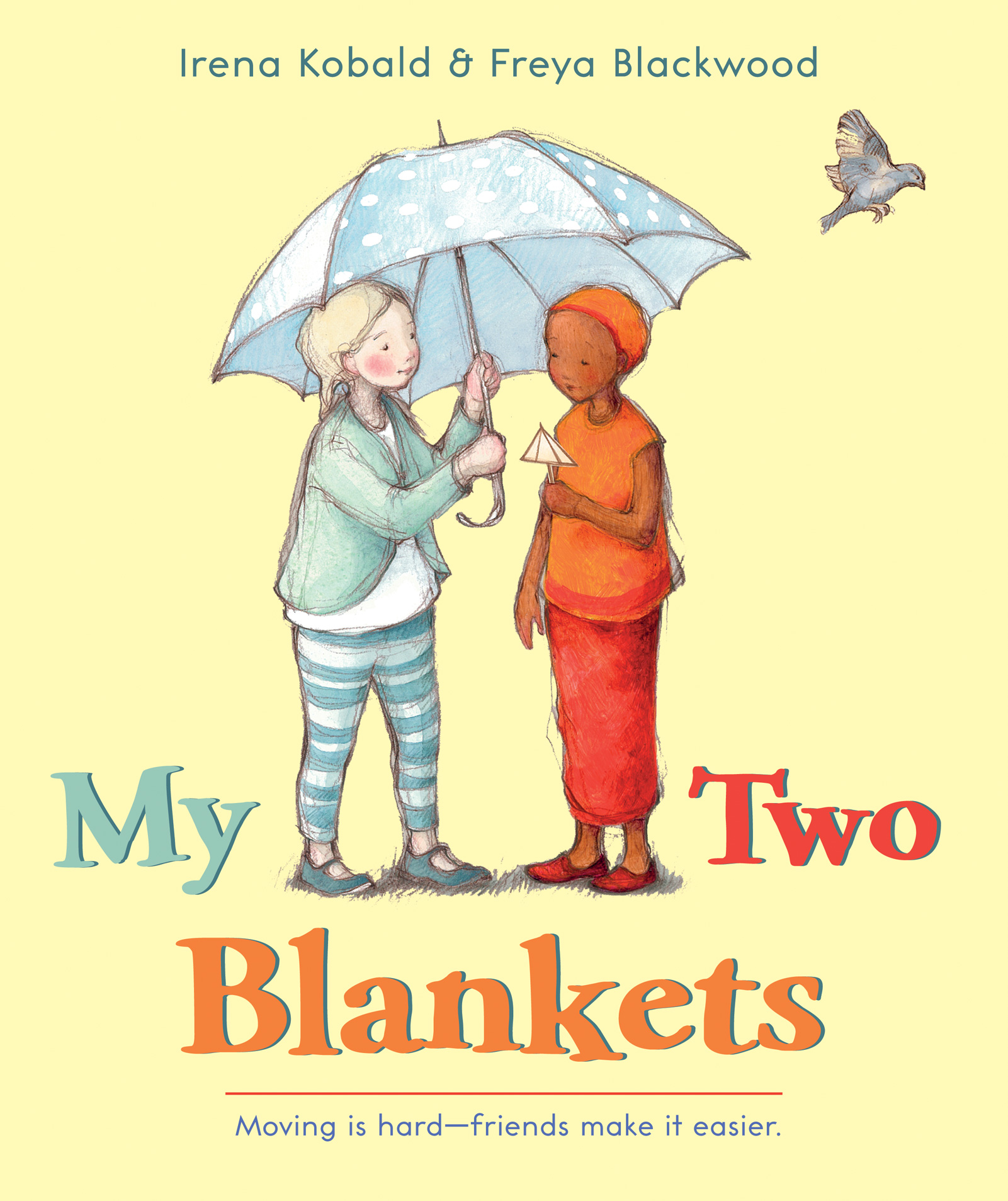 My Two Blankets-9780544432284