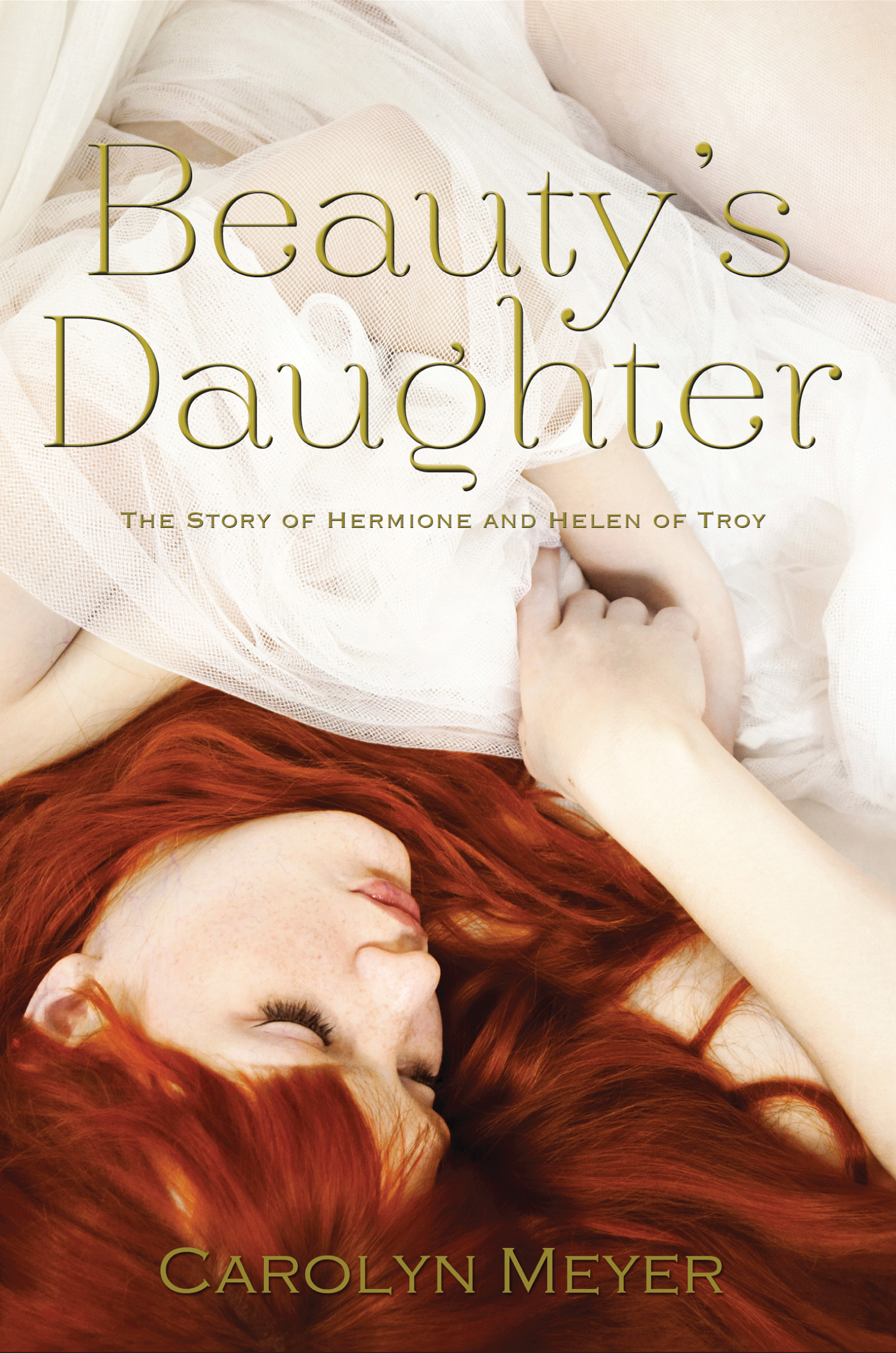 Beauty's Daughter-9780544439153