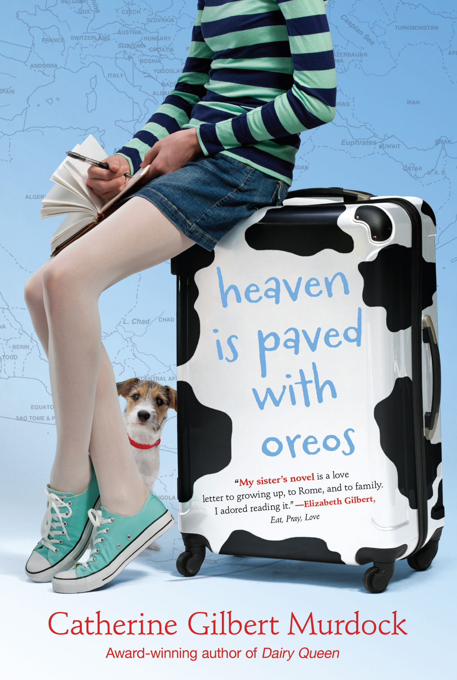 Heaven Is Paved with Oreos-9780544439320