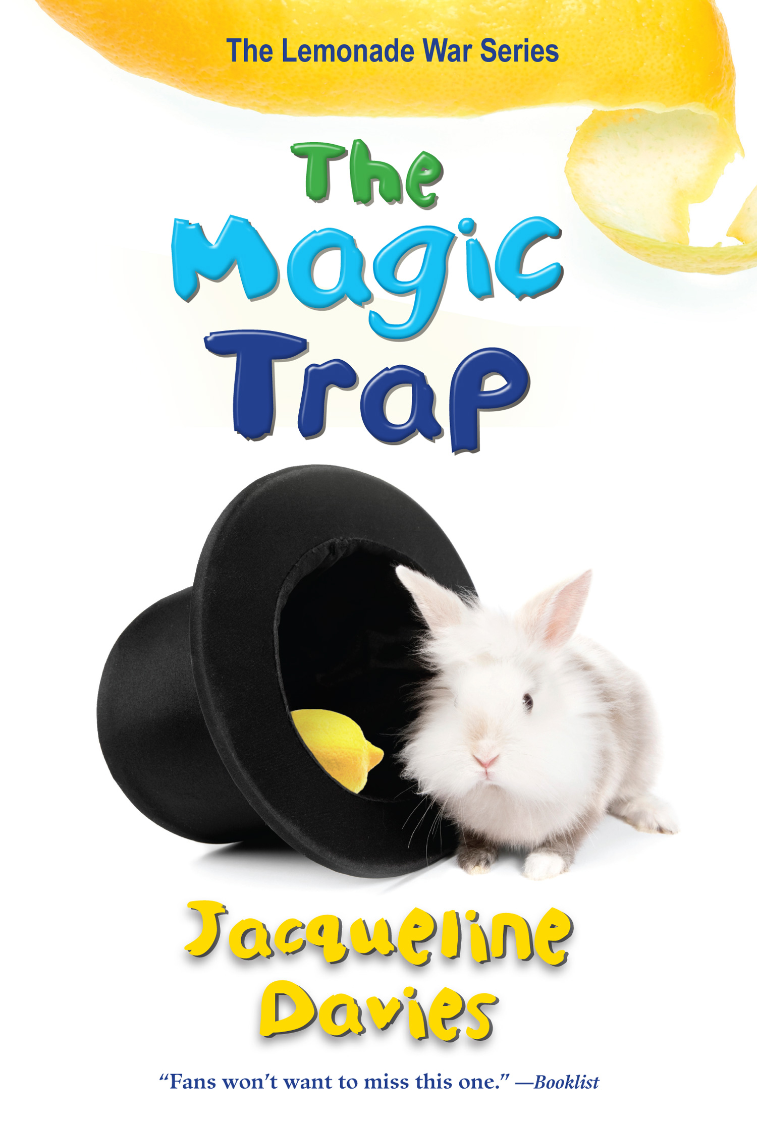 The Magic Trap-9780544439337