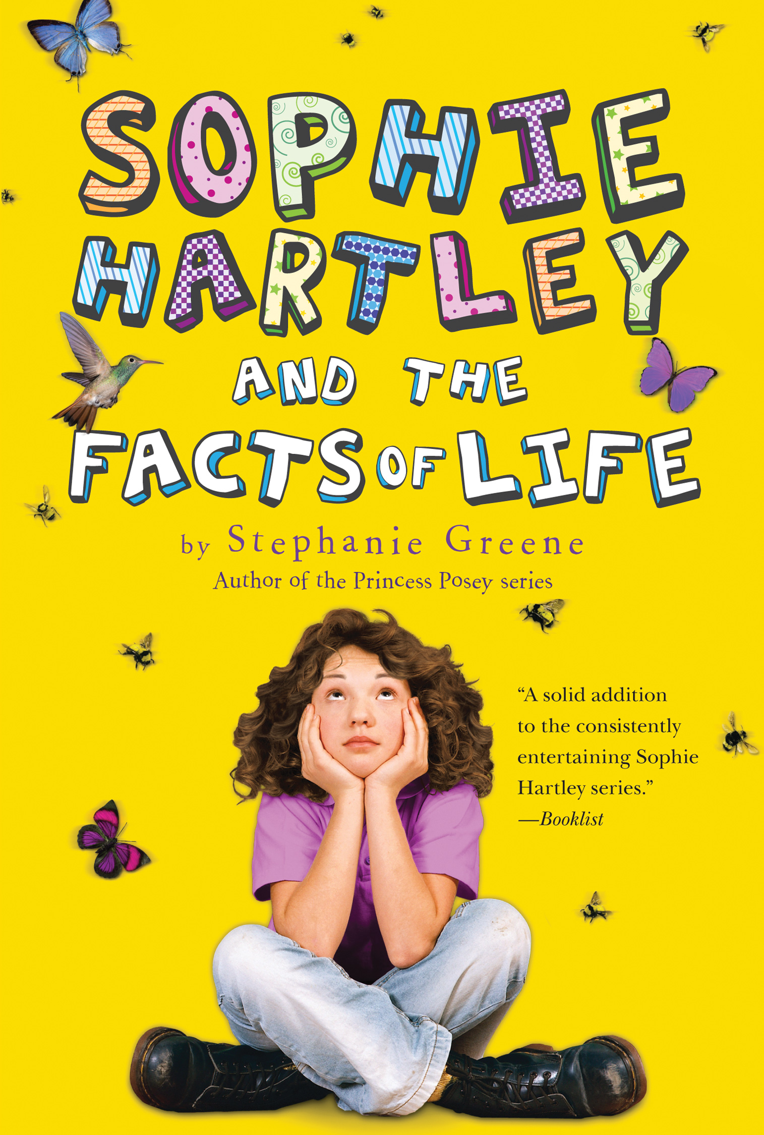 Sophie Hartley and the Facts of Life-9780544439382