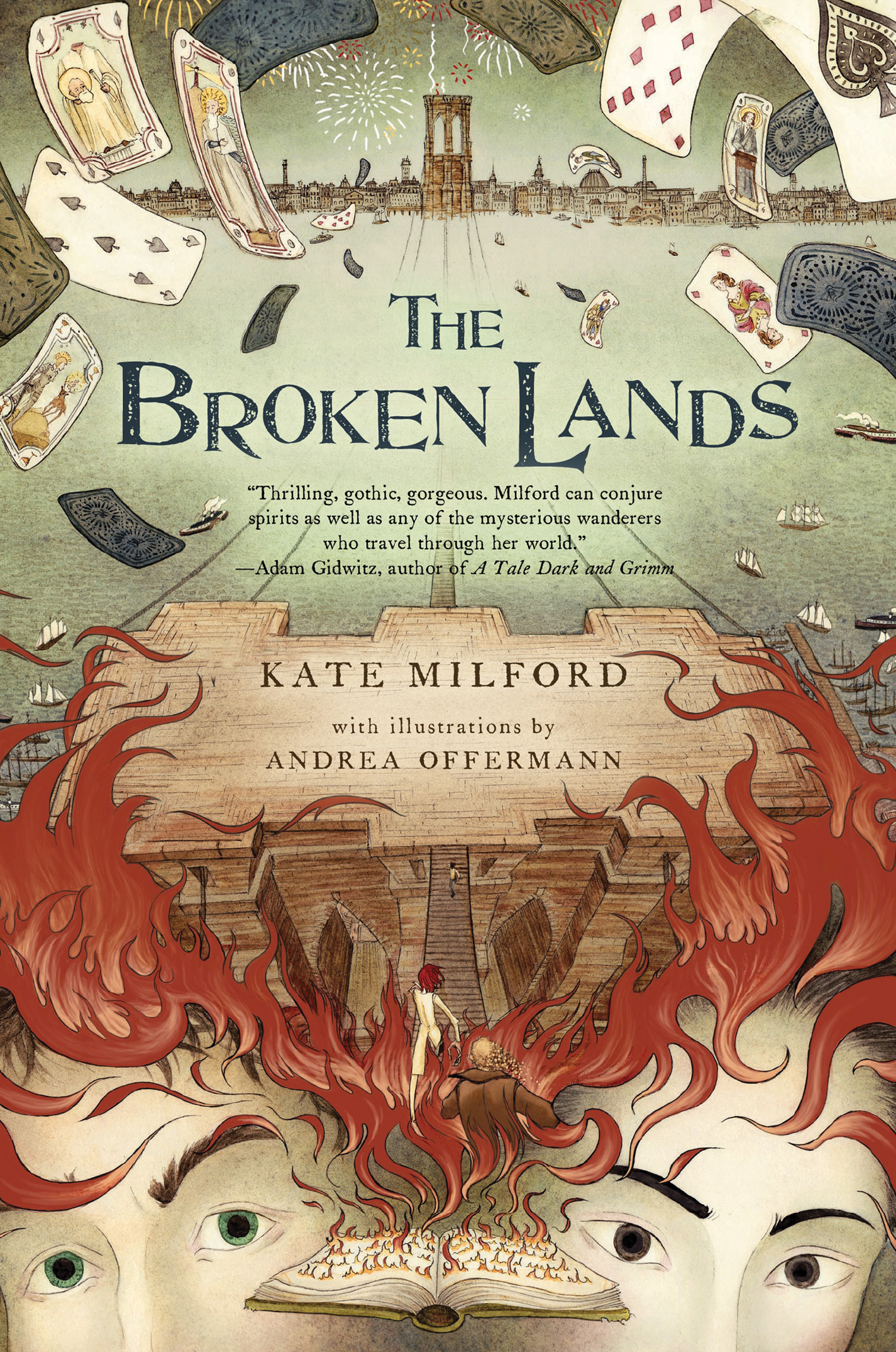 The Broken Lands-9780544439429