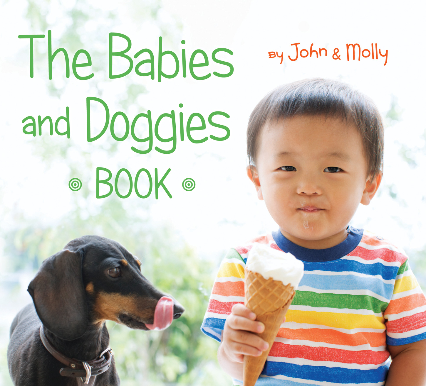 The Babies and Doggies Book-9780544444775