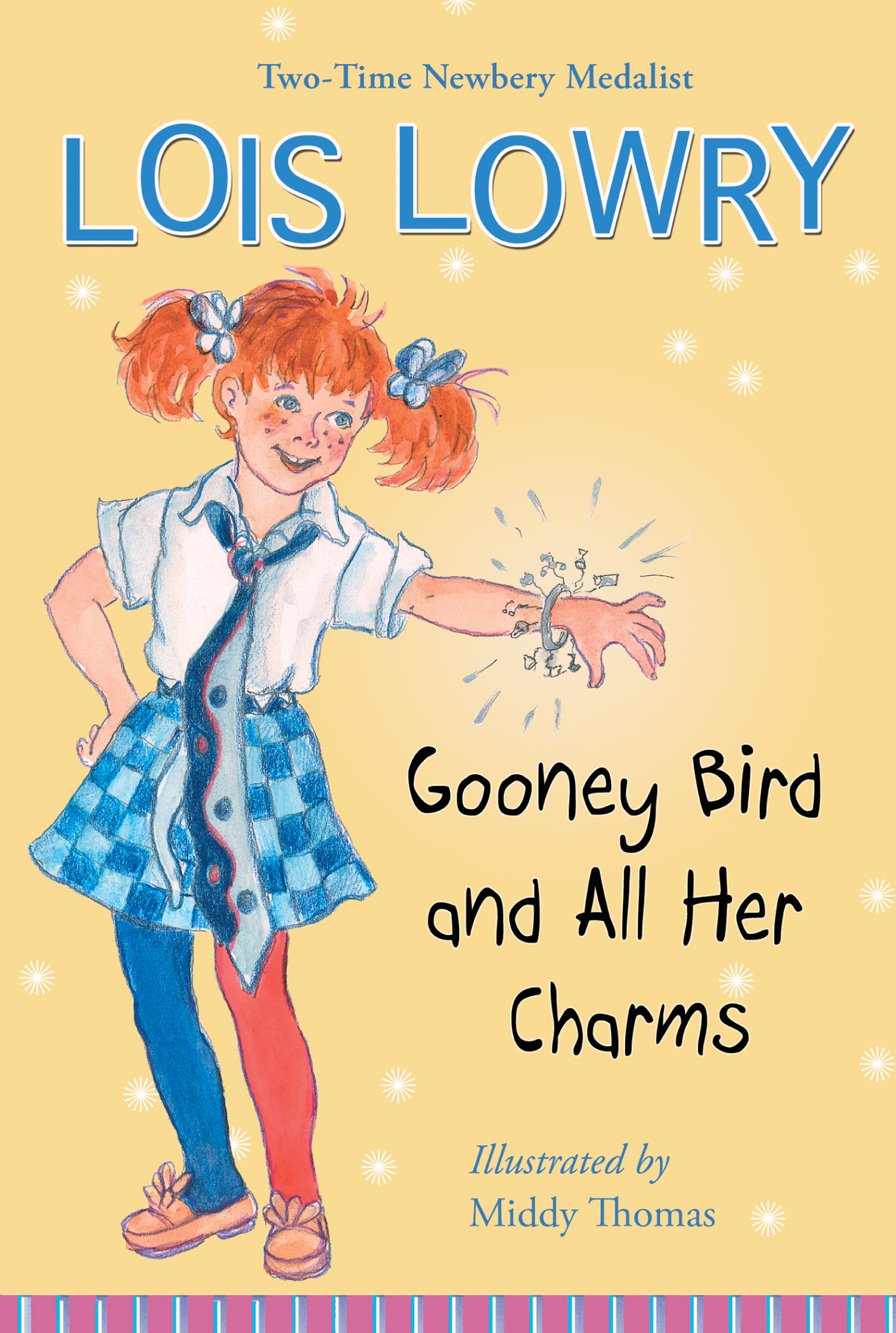 Gooney Bird and All Her Charms-9780544455962
