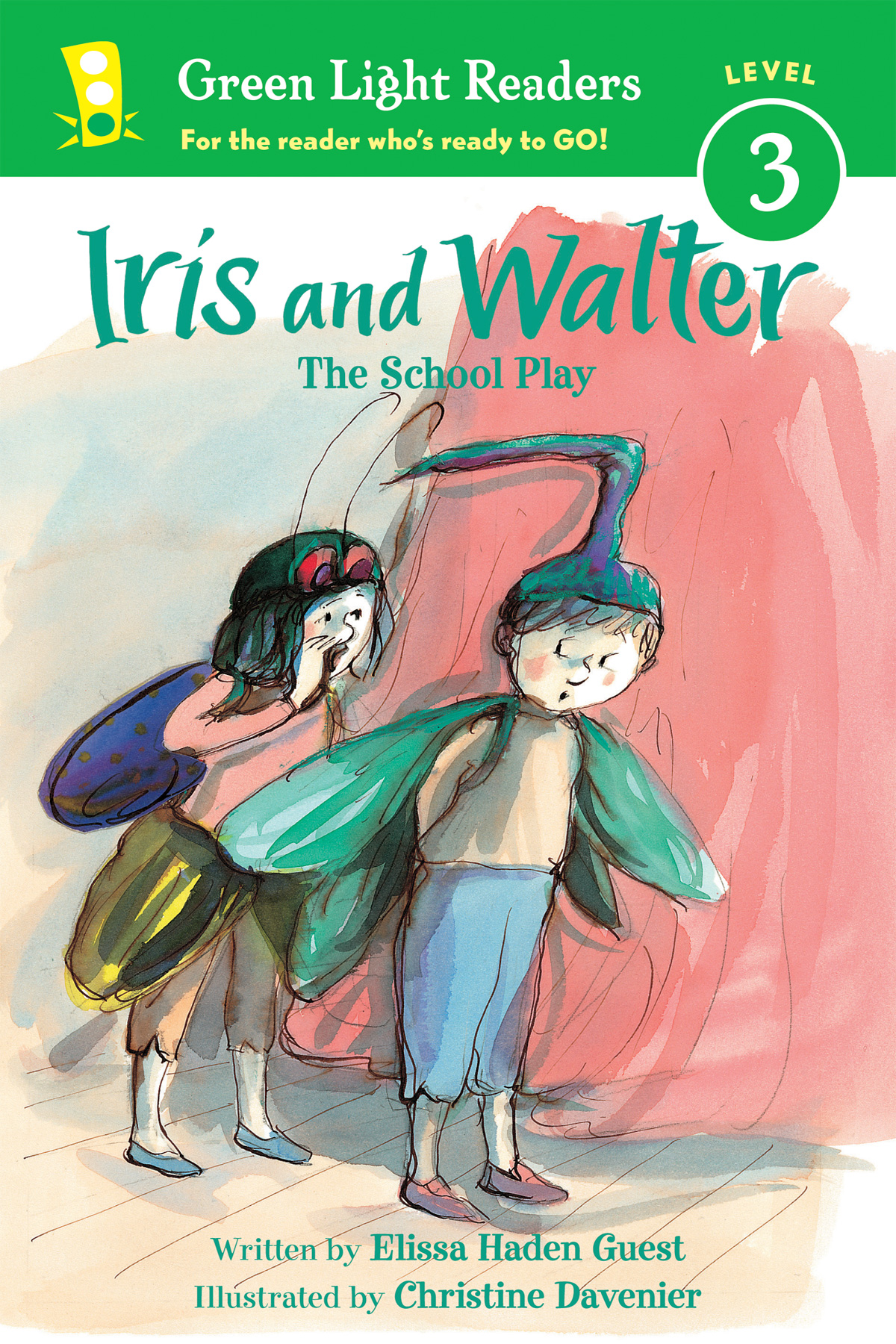 Iris and Walter: The School Play-9780544456020