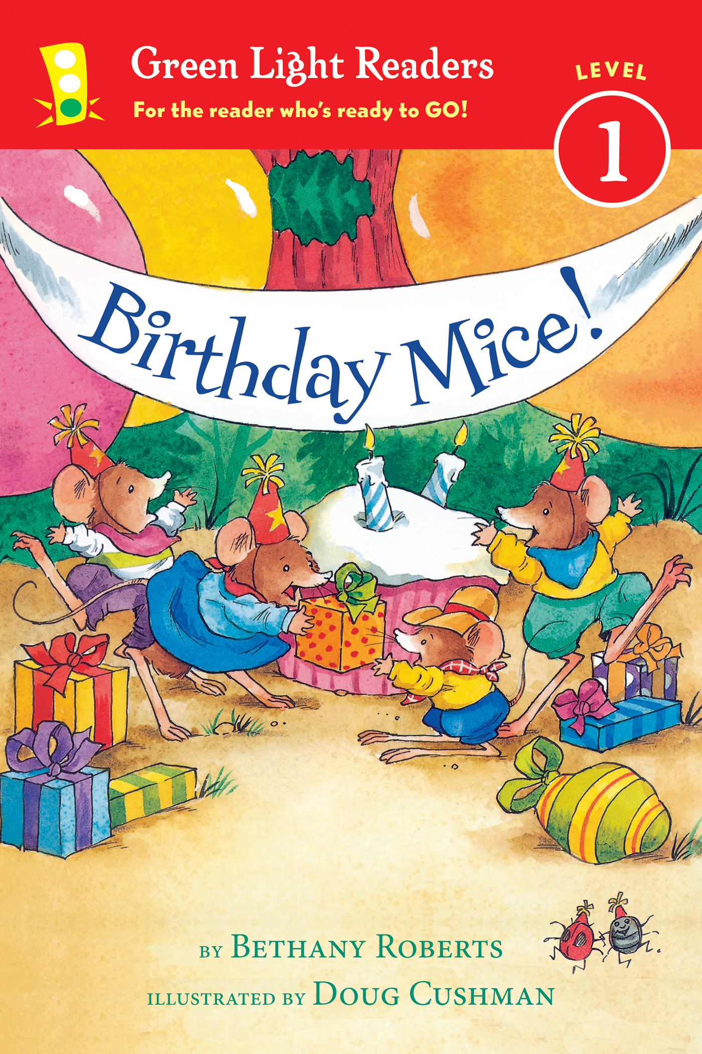 Birthday Mice!-9780544456068
