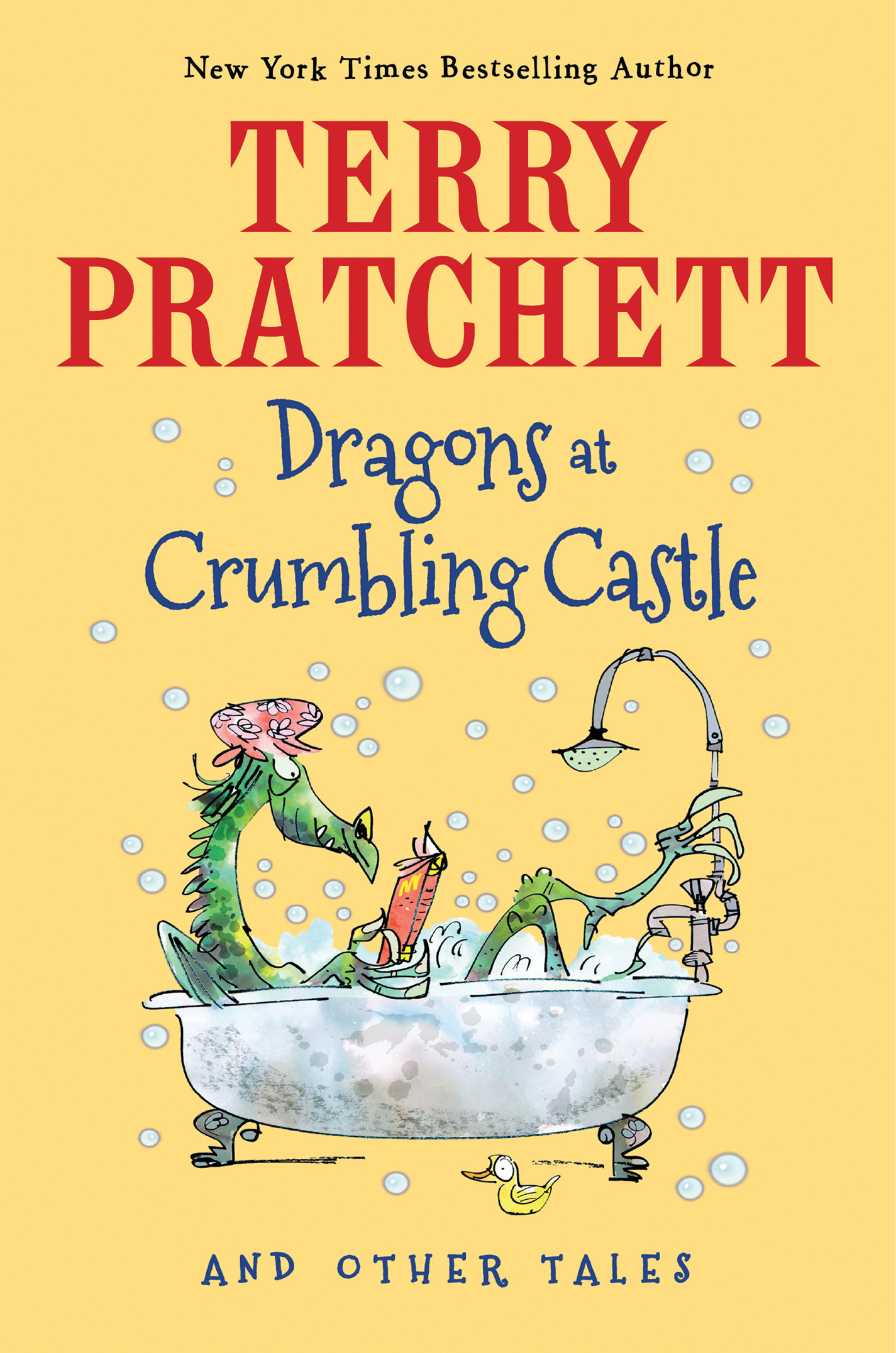 Dragons at Crumbling Castle-9780544466593