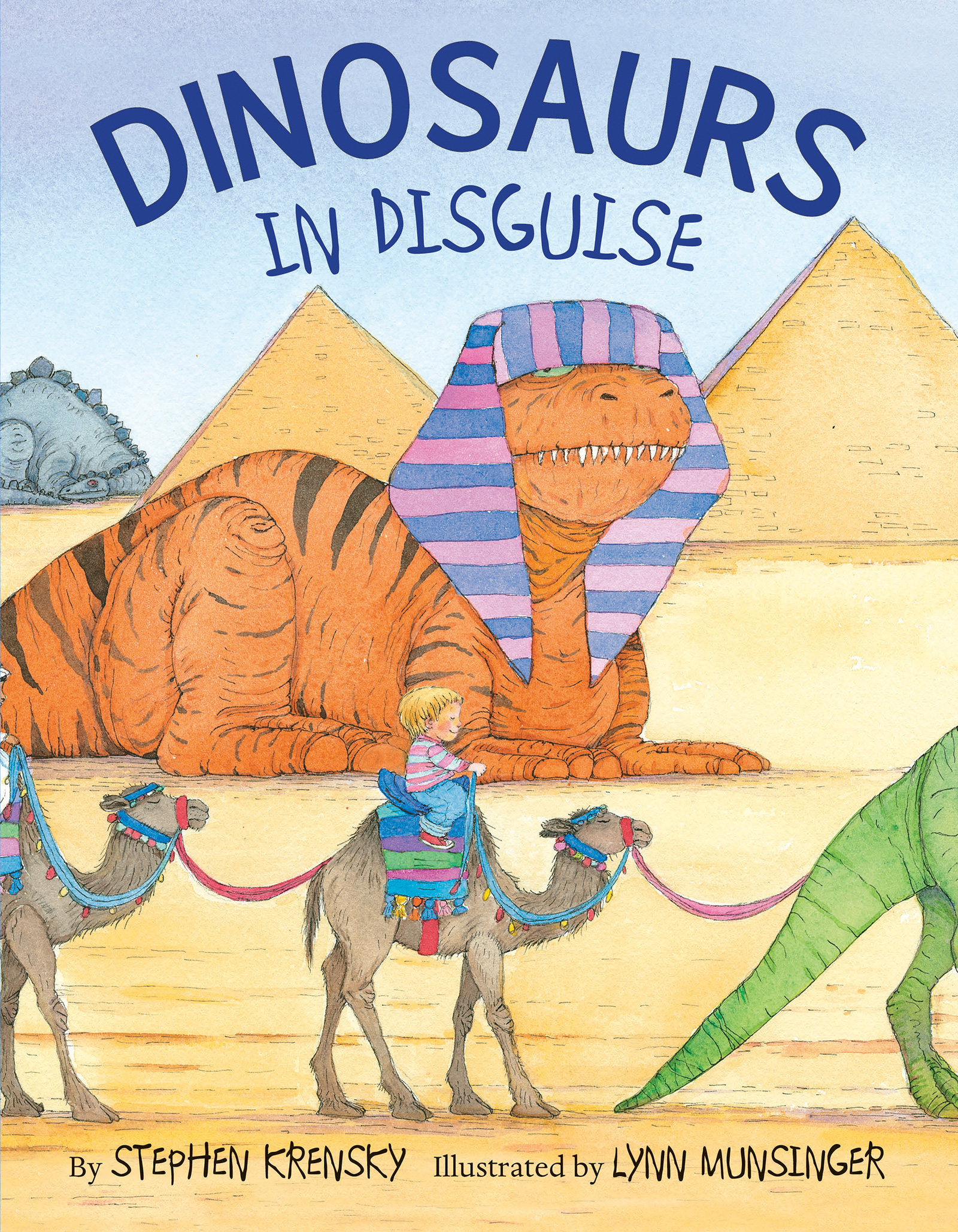Dinosaurs in Disguise-9780544472716