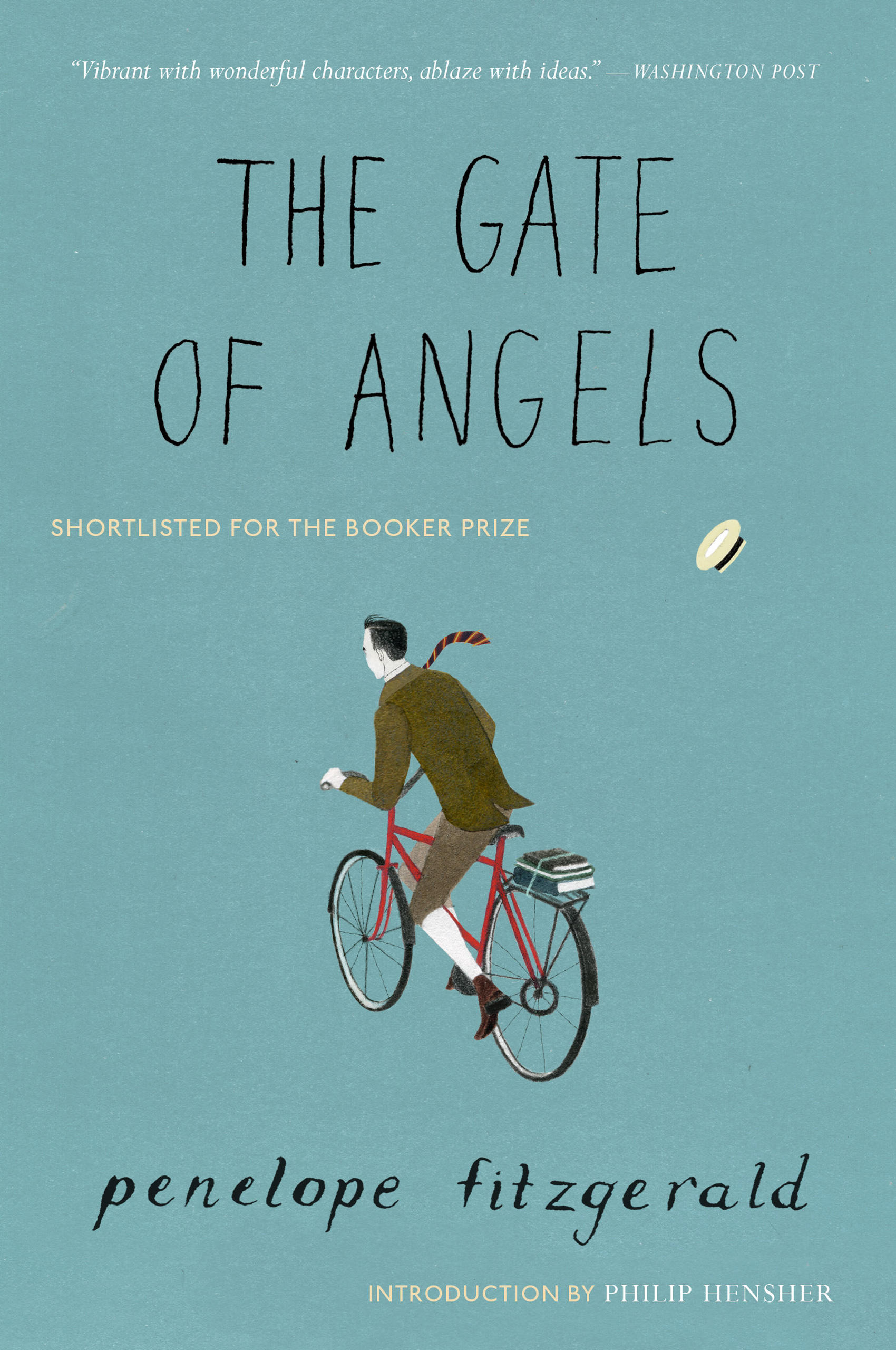 The Gate of Angels-9780544484108