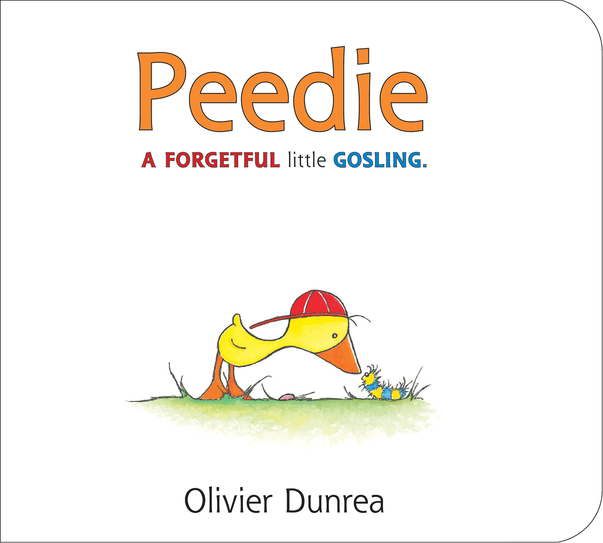 Peedie padded board book-9780544506411