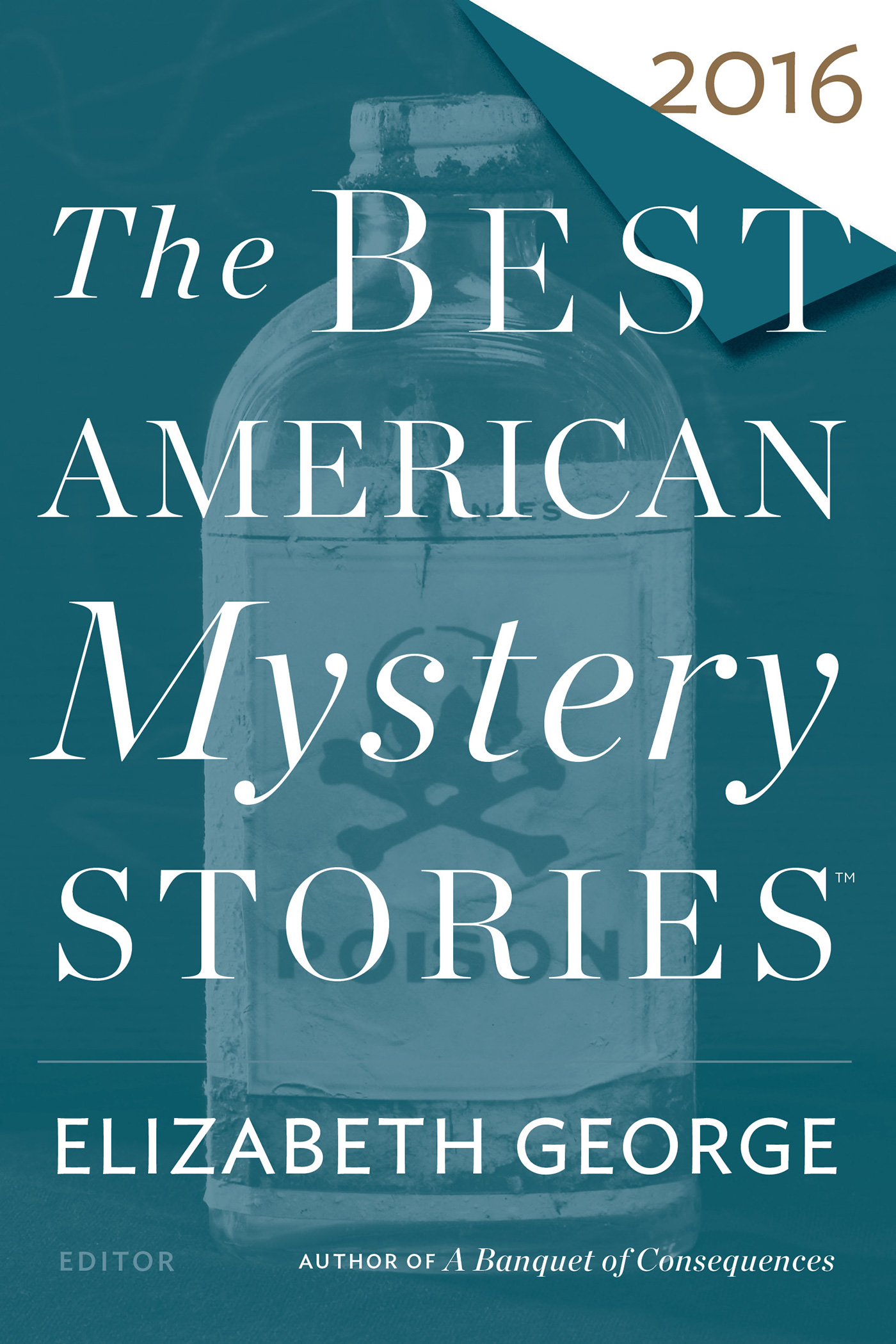 The Best American Mystery Stories 2016-9780544527188