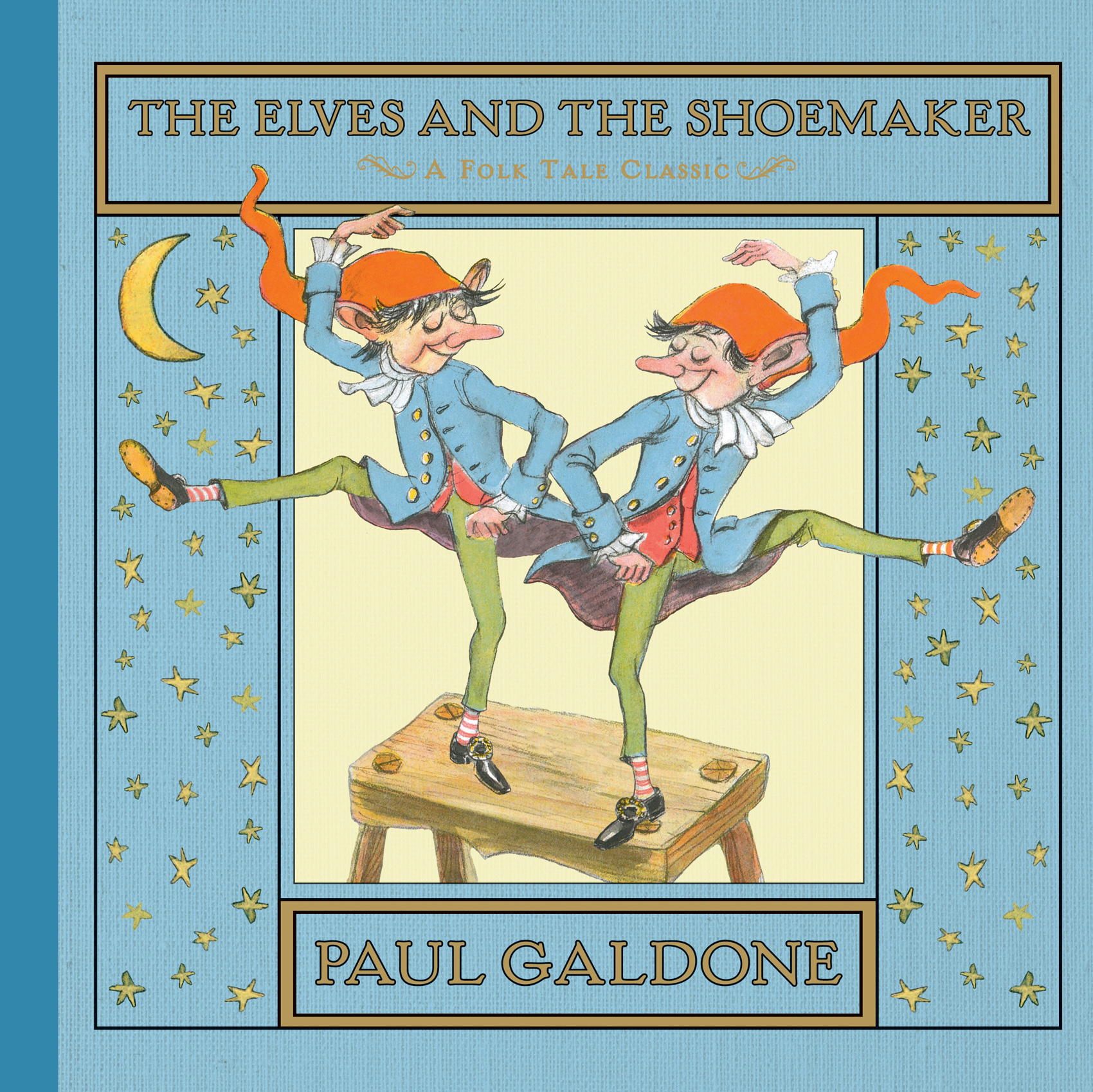 The Elves and the Shoemaker-9780544530997