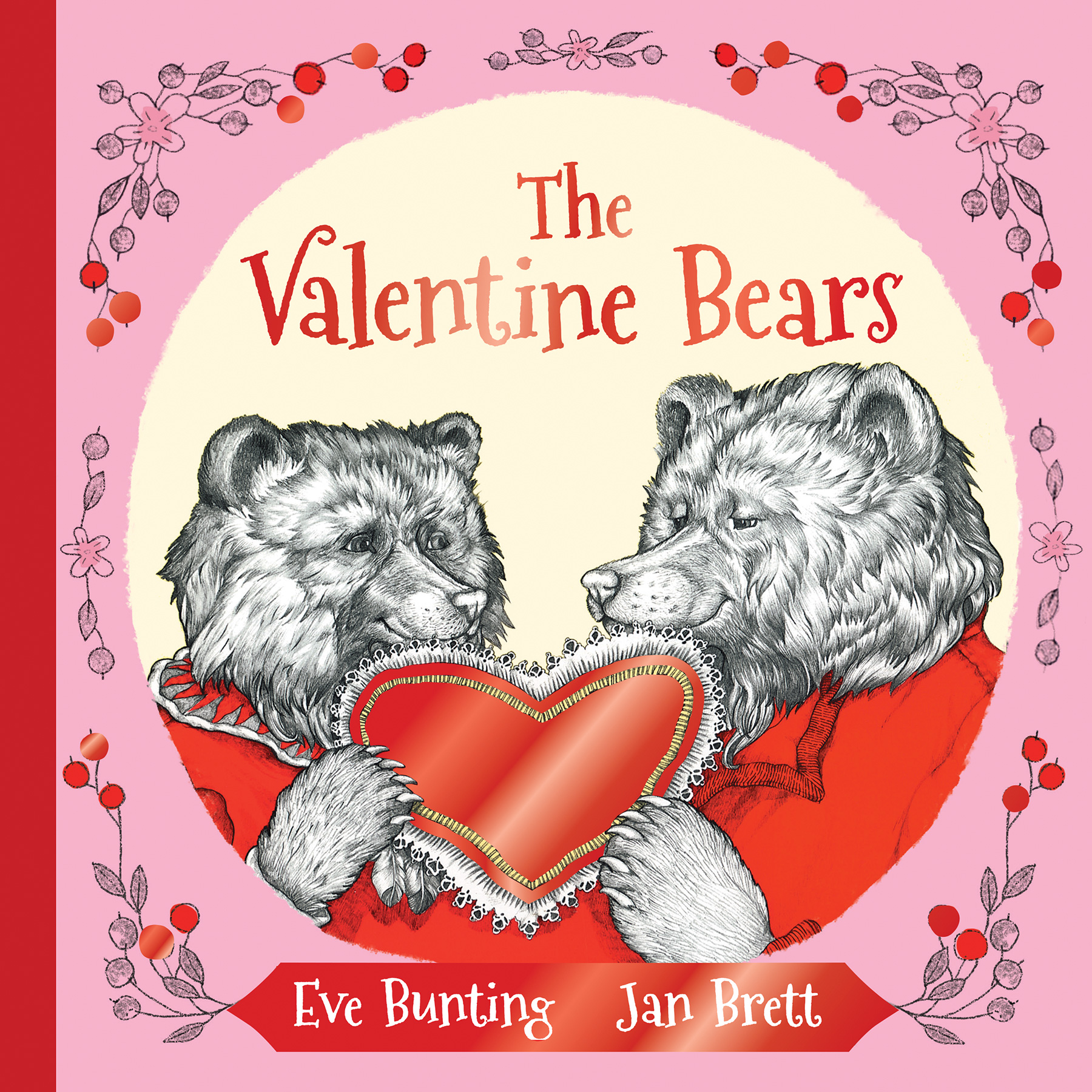 The Valentine Bears Gift Edition-9780544531000