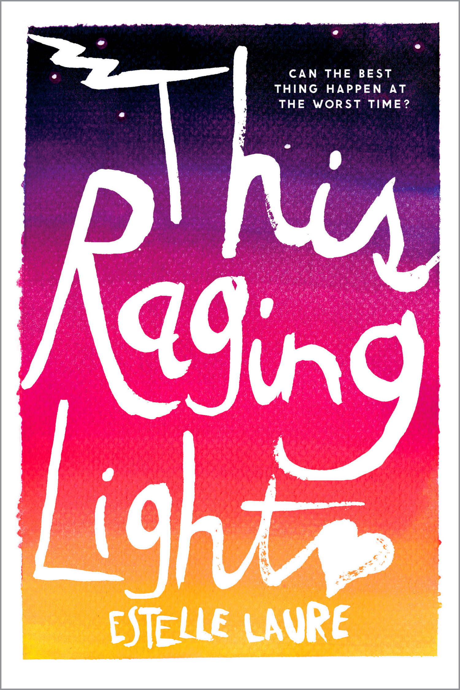 This Raging Light-9780544534292