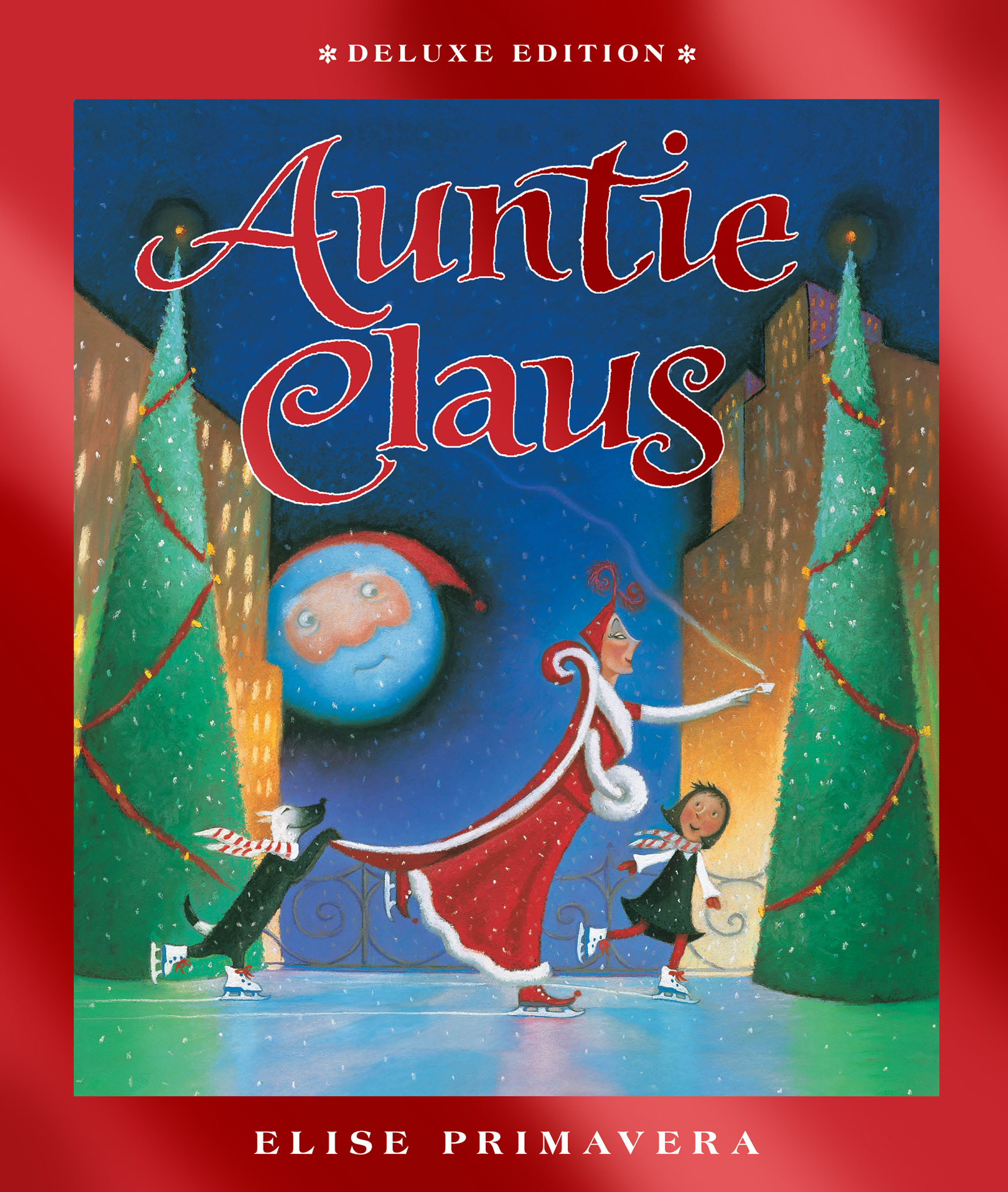 Auntie Claus deluxe edition-9780544538726