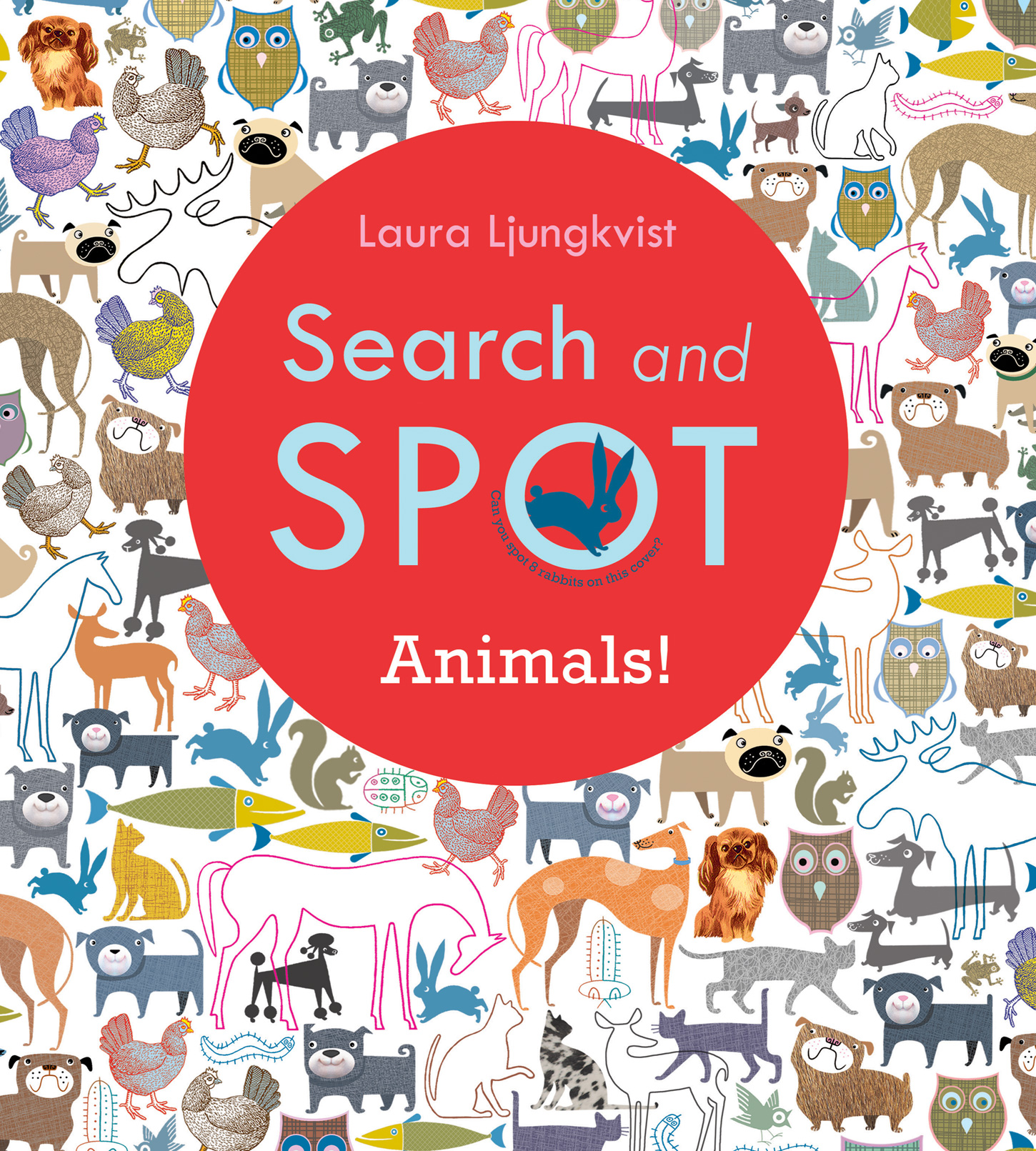 Search and Spot: Animals!-9780544540057
