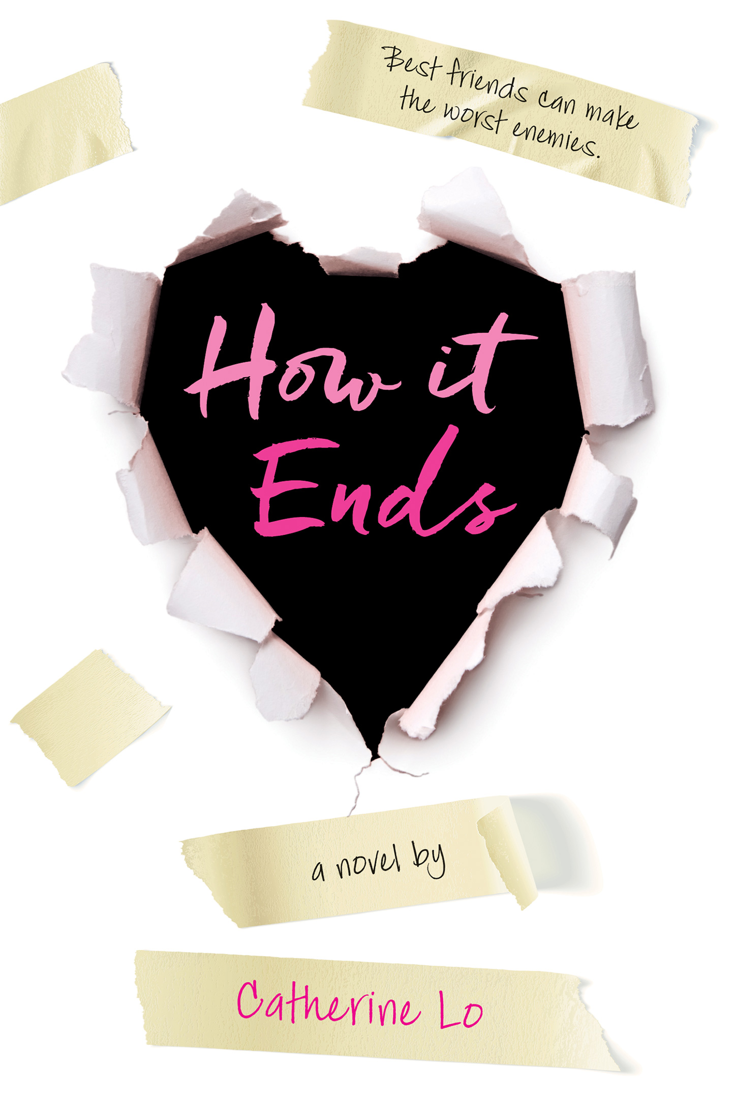 How It Ends-9780544540064