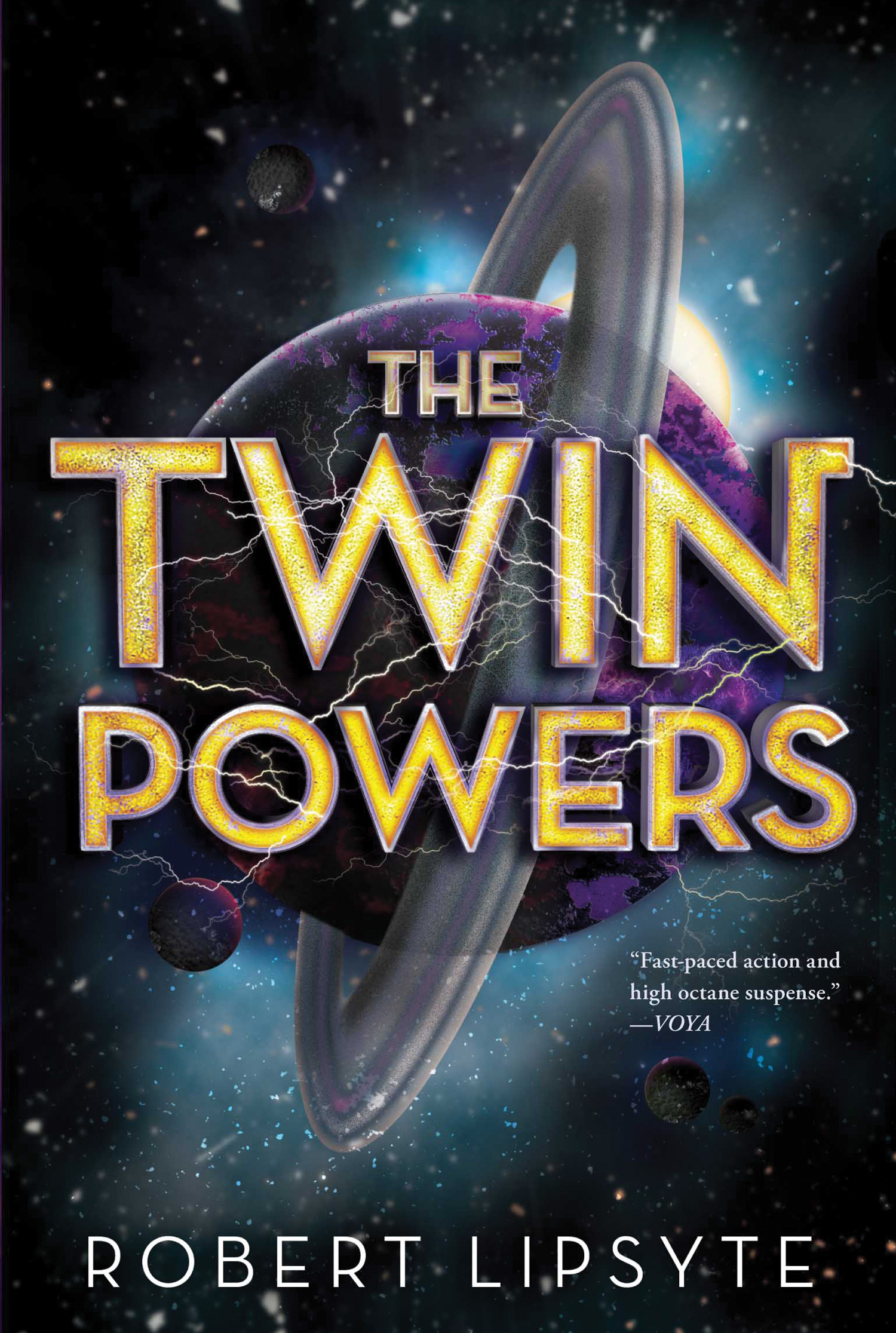 The Twin Powers-9780544540682